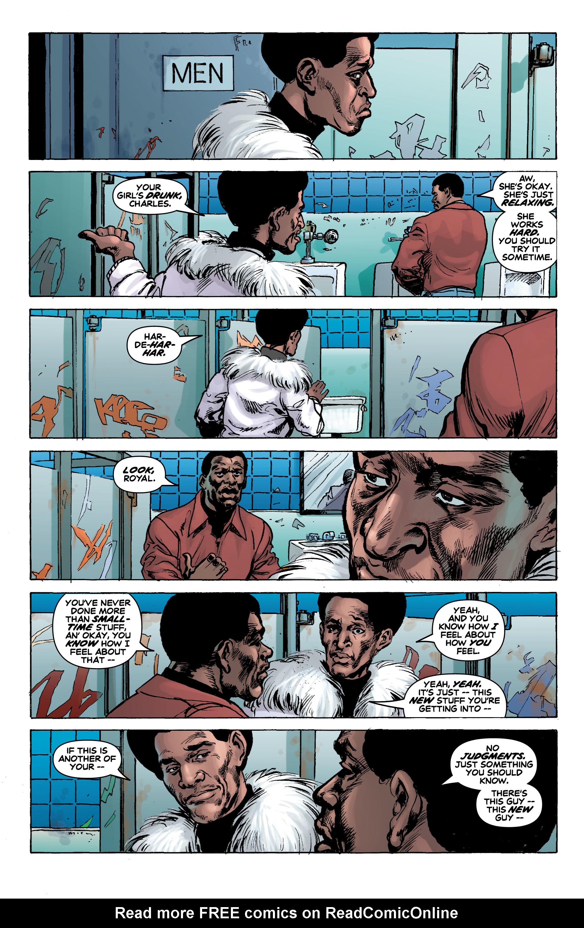 Read online Astro City: Dark Age/Book One comic -  Issue #1 - 20
