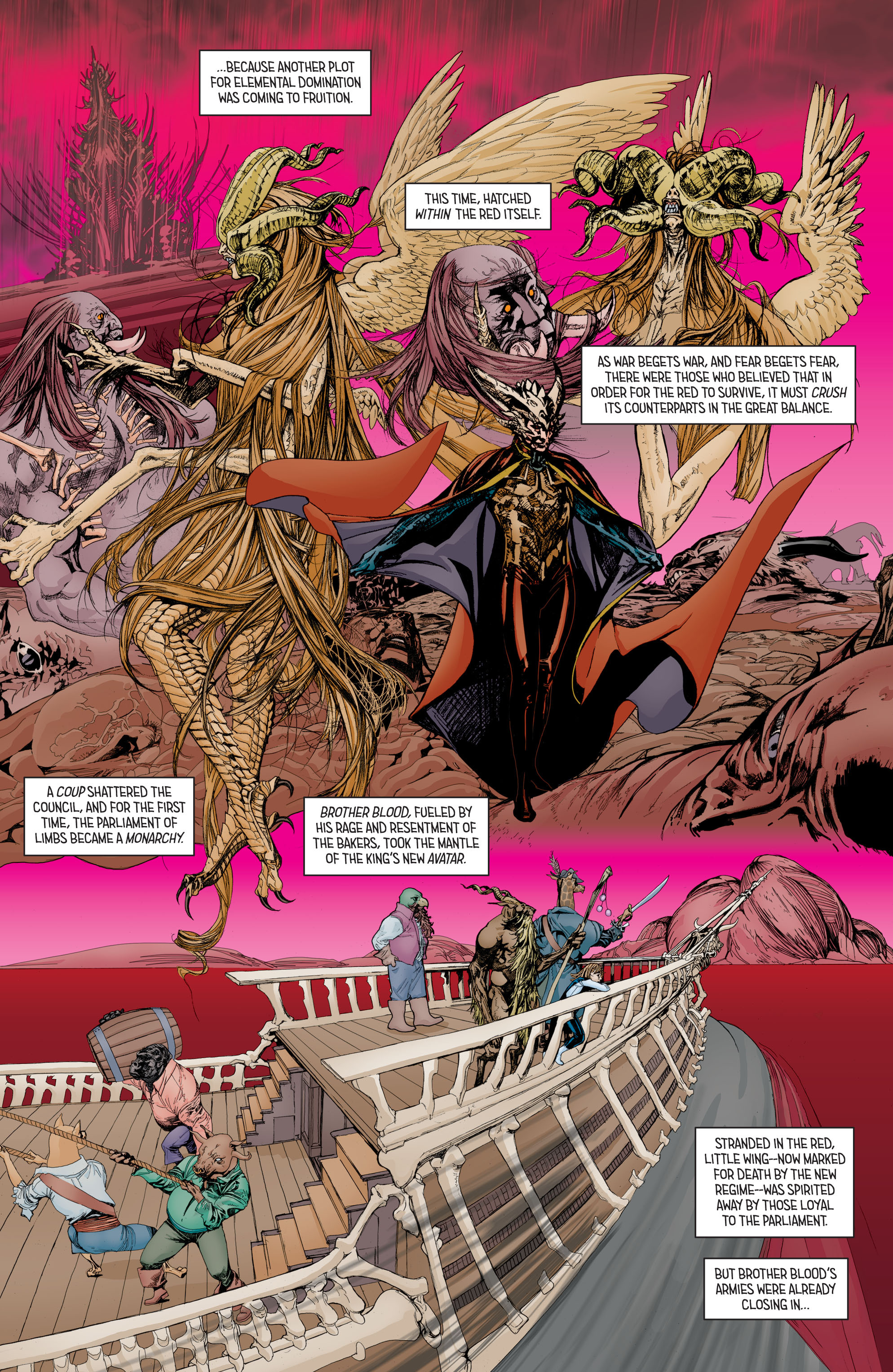 Read online Secret Origins (2014) comic -  Issue #8 - 18