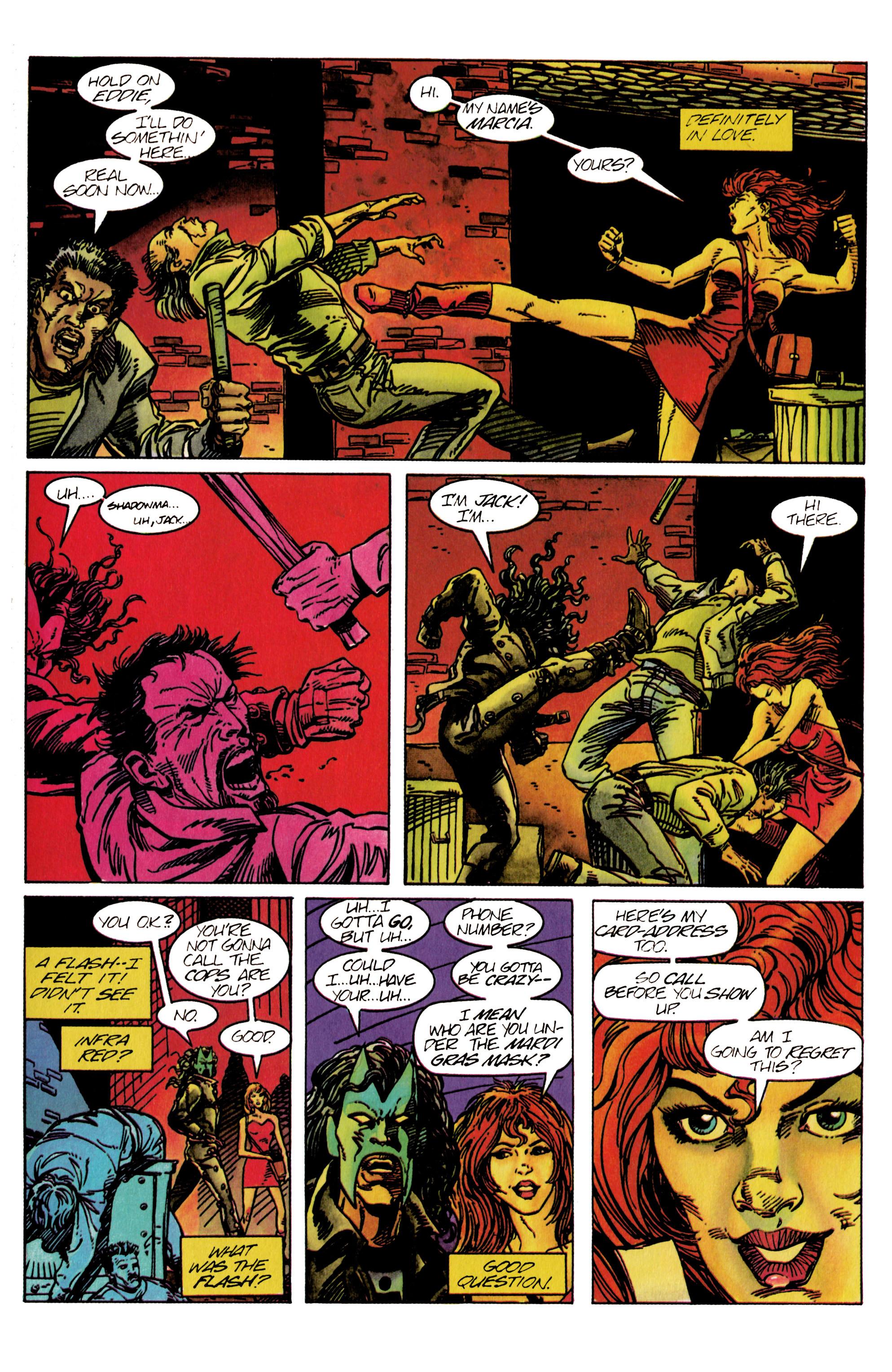 Read online Shadowman (1992) comic -  Issue #26 - 10