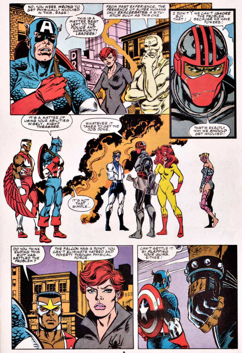 The Avengers (1963) 342 Page 6