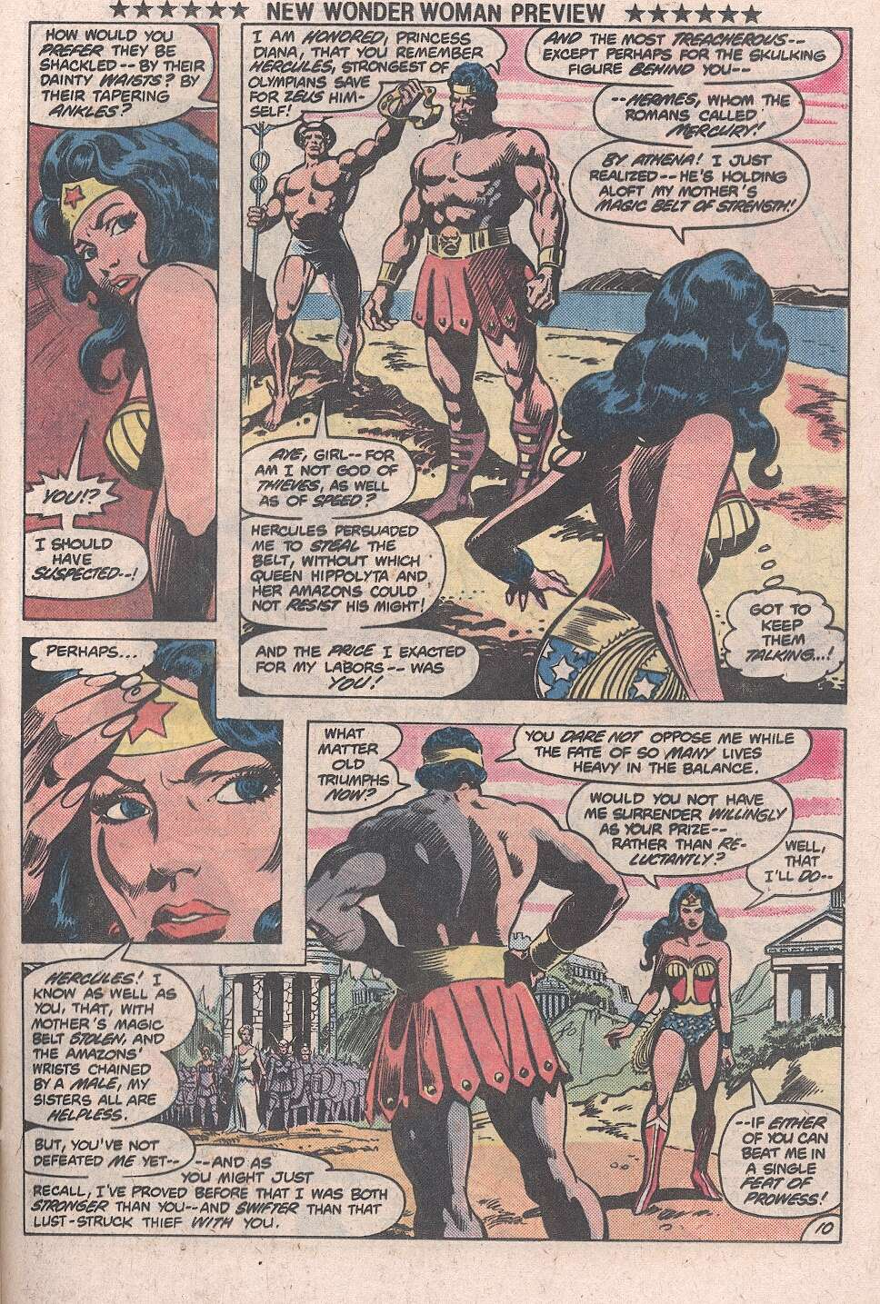 Read online Wonder Woman (1942) comic -  Issue #287b - 11