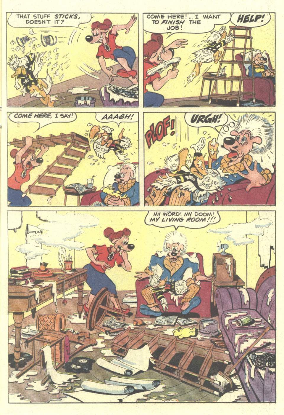 Walt Disney's Donald Duck (1986) issue 247 - Page 11