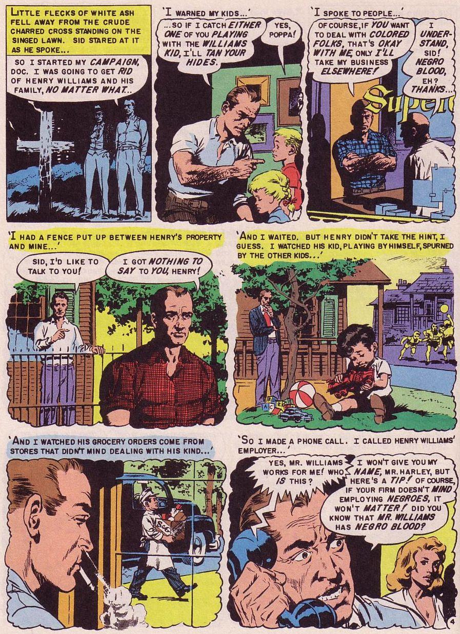 Read online Shock SuspenStories comic -  Issue #13 - 13