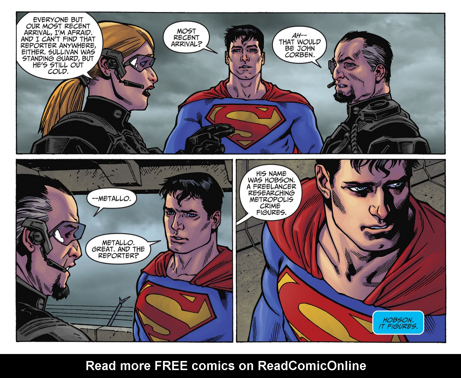 Read online Adventures of Superman [I] comic -  Issue #39 - 8