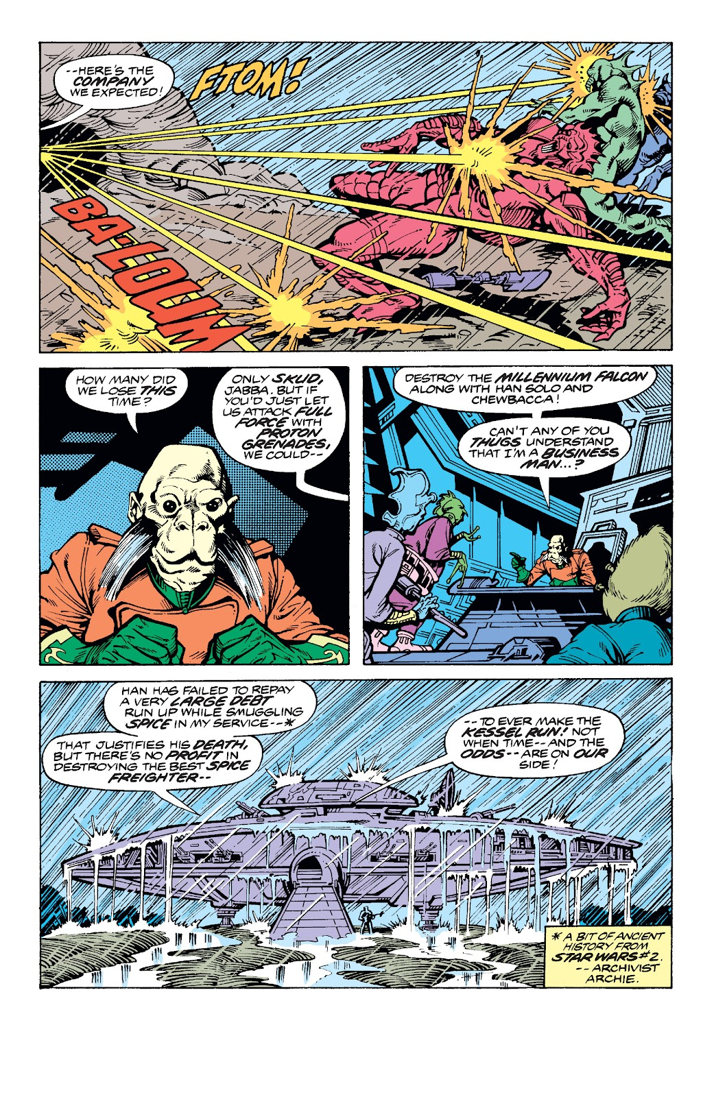 Read online Star Wars Legends: The Original Marvel Years - Epic Collection comic -  Issue # TPB 2 (Part 1) - 81