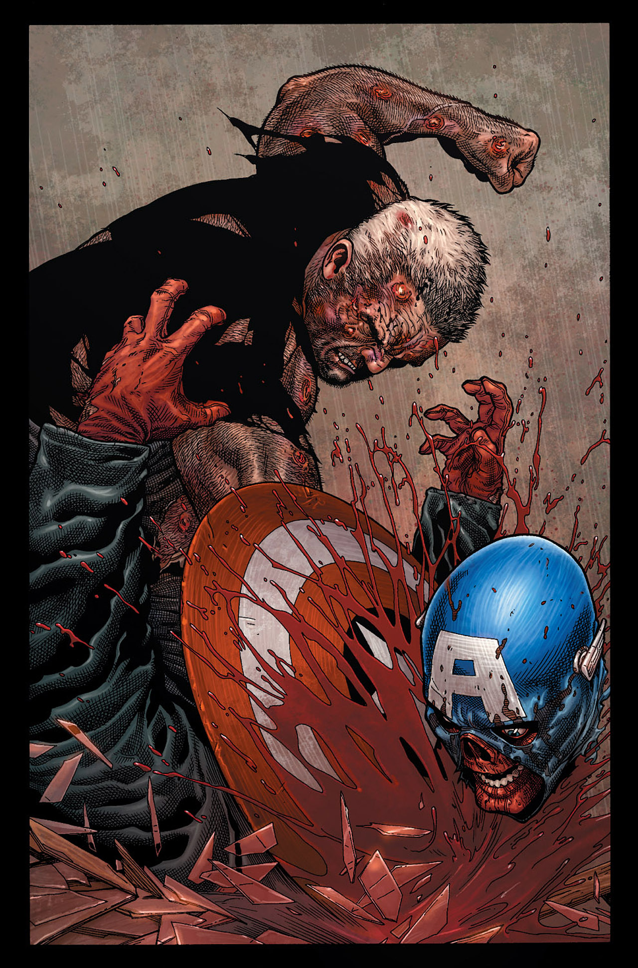 Read online Wolverine: Old Man Logan comic -  Issue # Full - 152