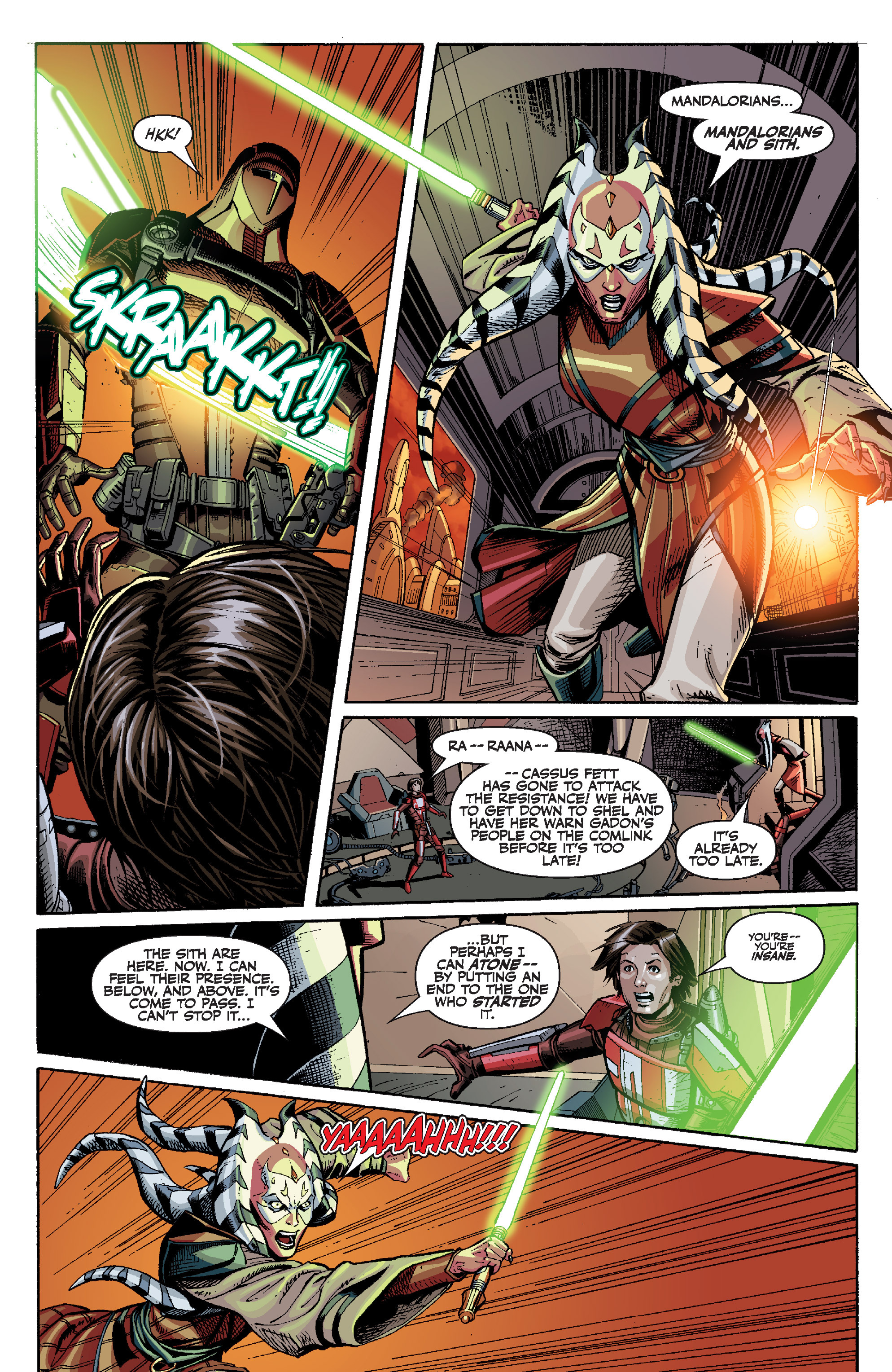 Read online Star Wars Omnibus comic -  Issue # Vol. 32 - 131