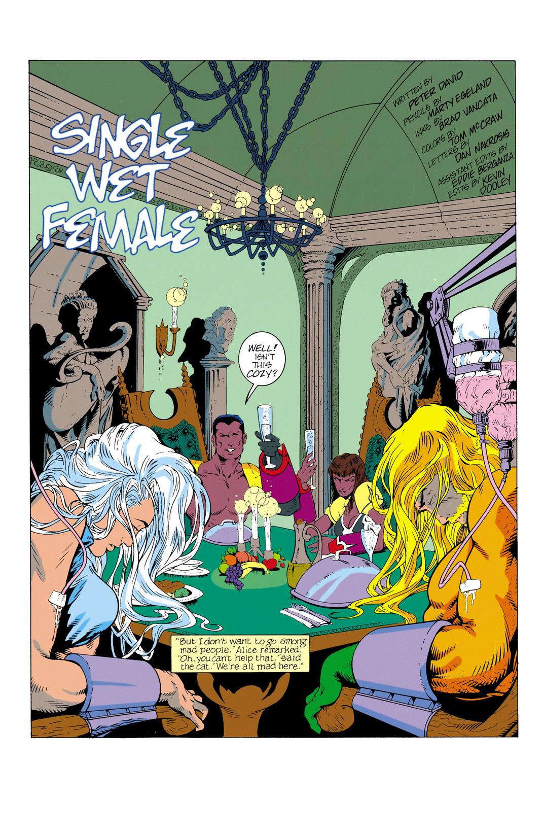 Read online Aquaman (1994) comic -  Issue #2 - 2