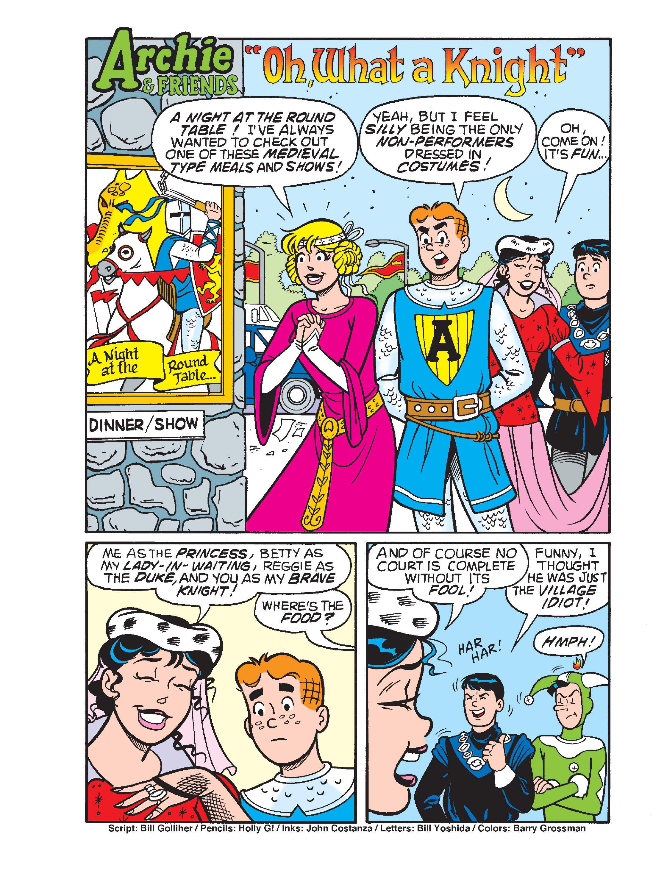 Read online Archie Giant Comics Collection comic -  Issue #Archie Giant Comics Collection TPB (Part 2) - 221