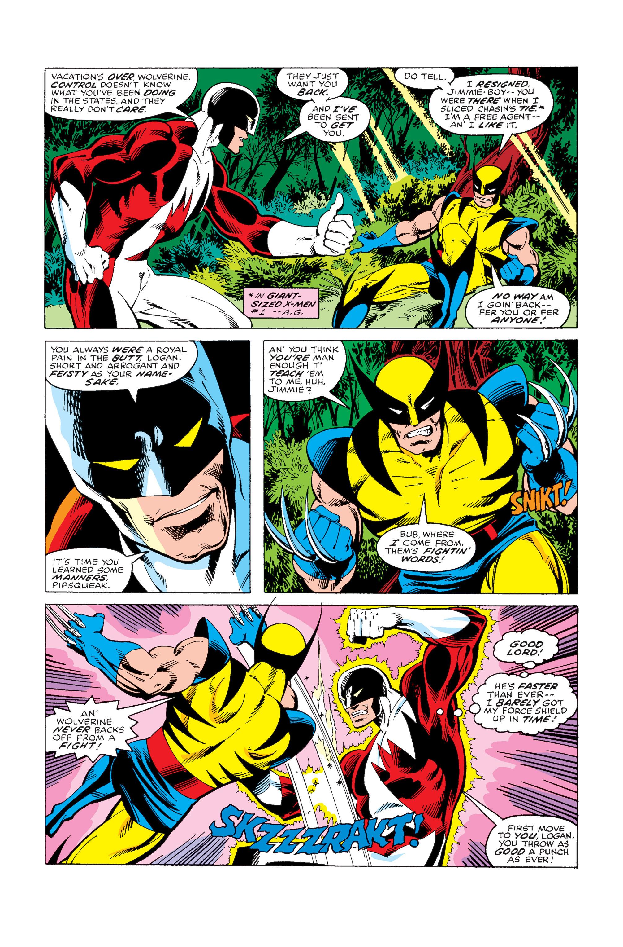Uncanny X-Men (1963) 109 Page 11