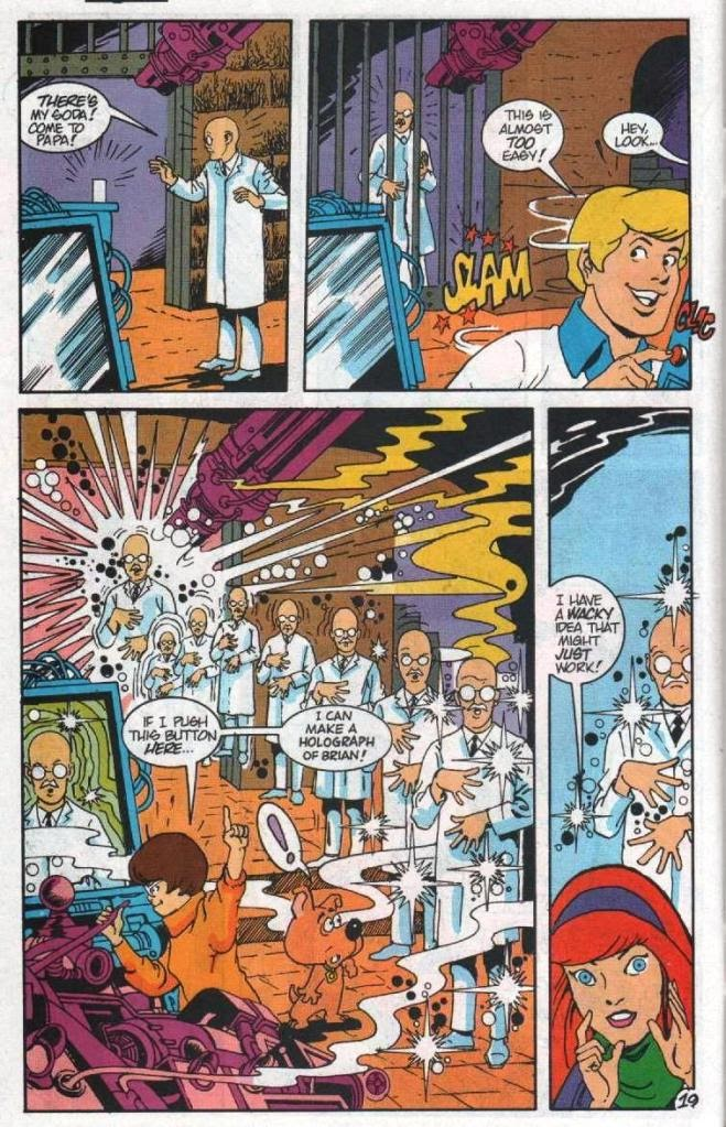 Read online Scooby-Doo (1995) comic -  Issue #5 - 20