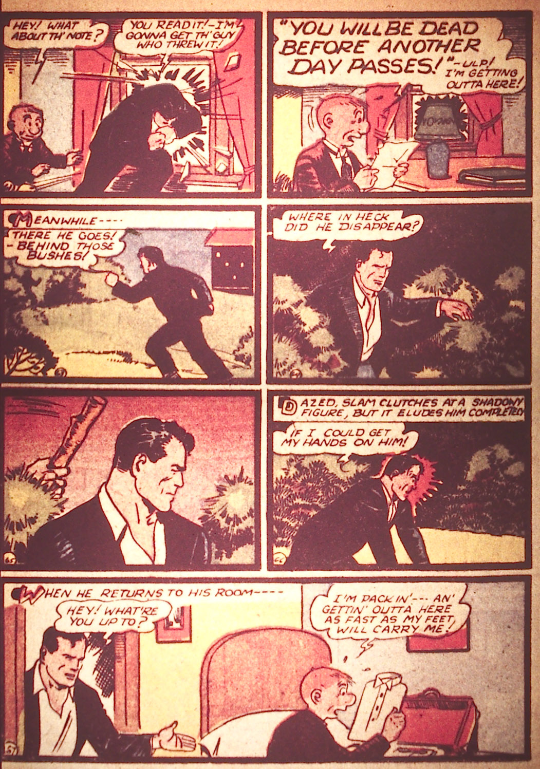 Read online Detective Comics (1937) comic -  Issue #25 - 62