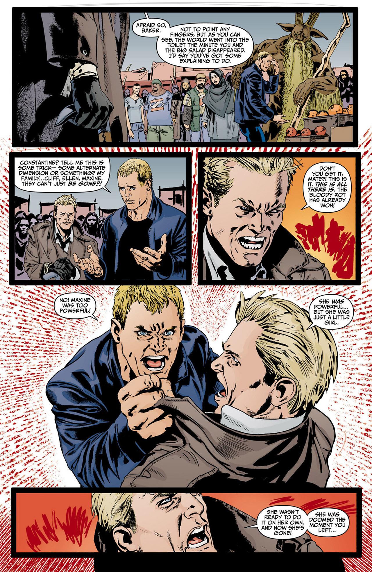 Read online Animal Man (2011) comic -  Issue #13 - 18
