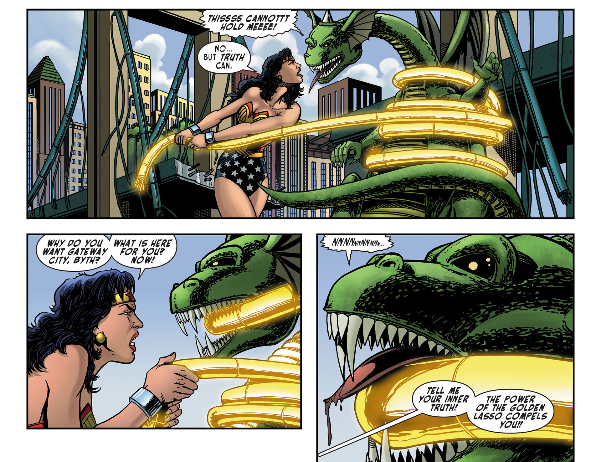 Read online Sensation Comics Featuring Wonder Woman comic -  Issue #10 - 18