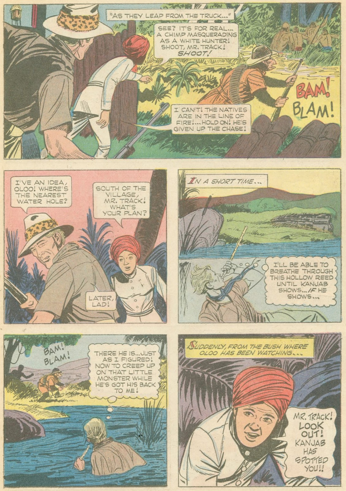 The Phantom (1962) issue 17 - Page 23