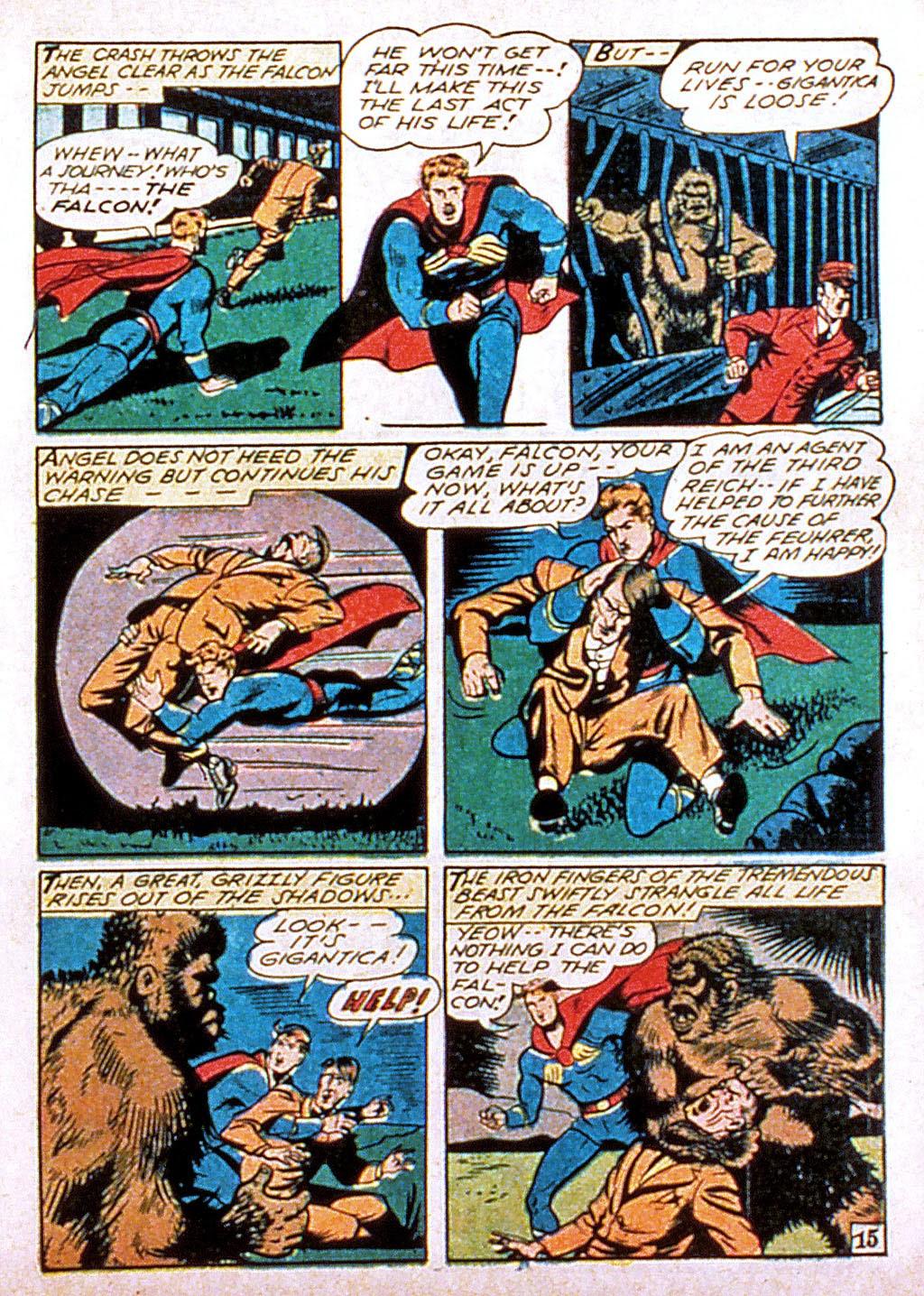 Read online Mystic Comics (1944) comic -  Issue #1 - 17