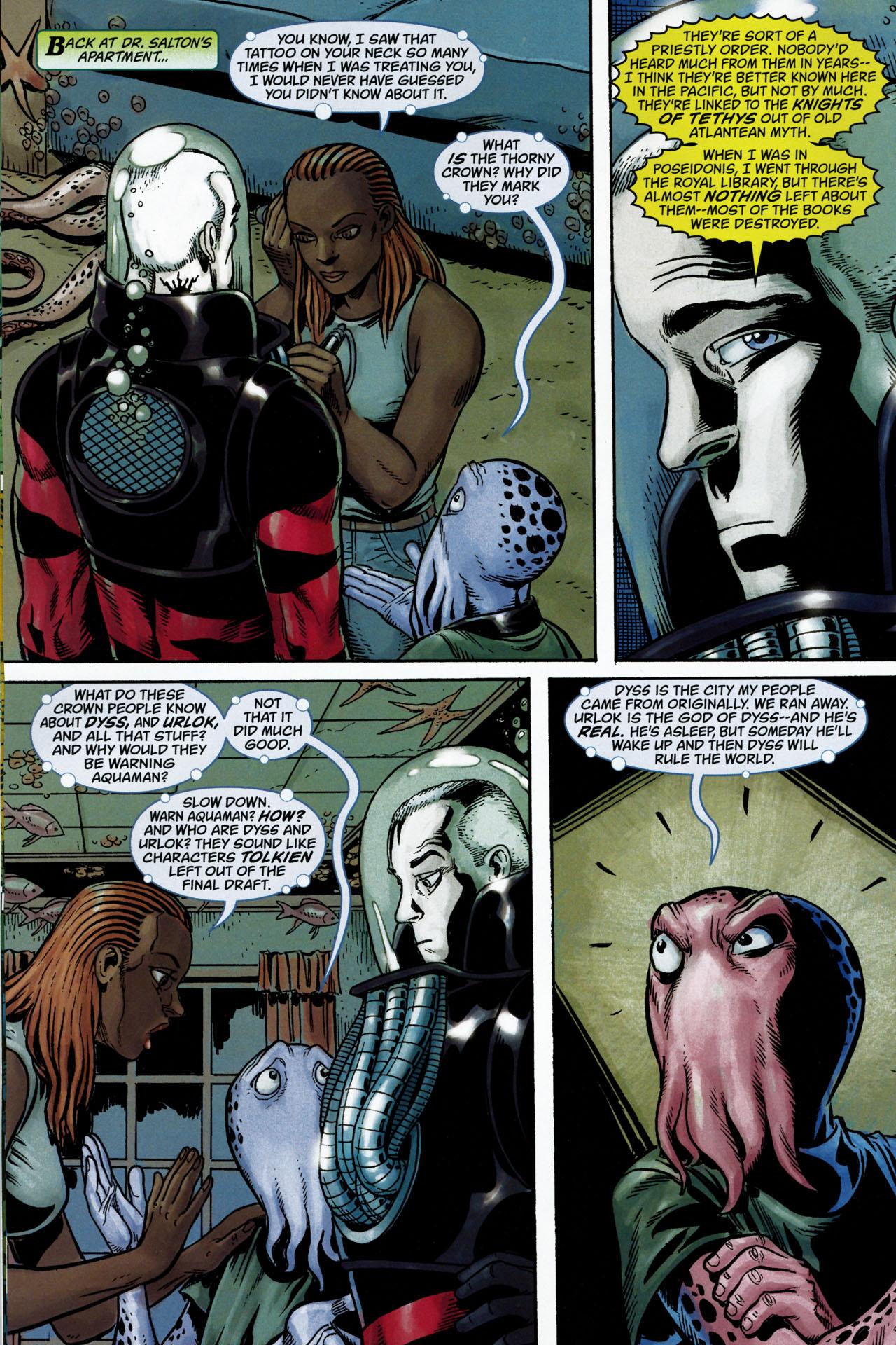 Read online Aquaman: Sword of Atlantis comic -  Issue #53 - 6