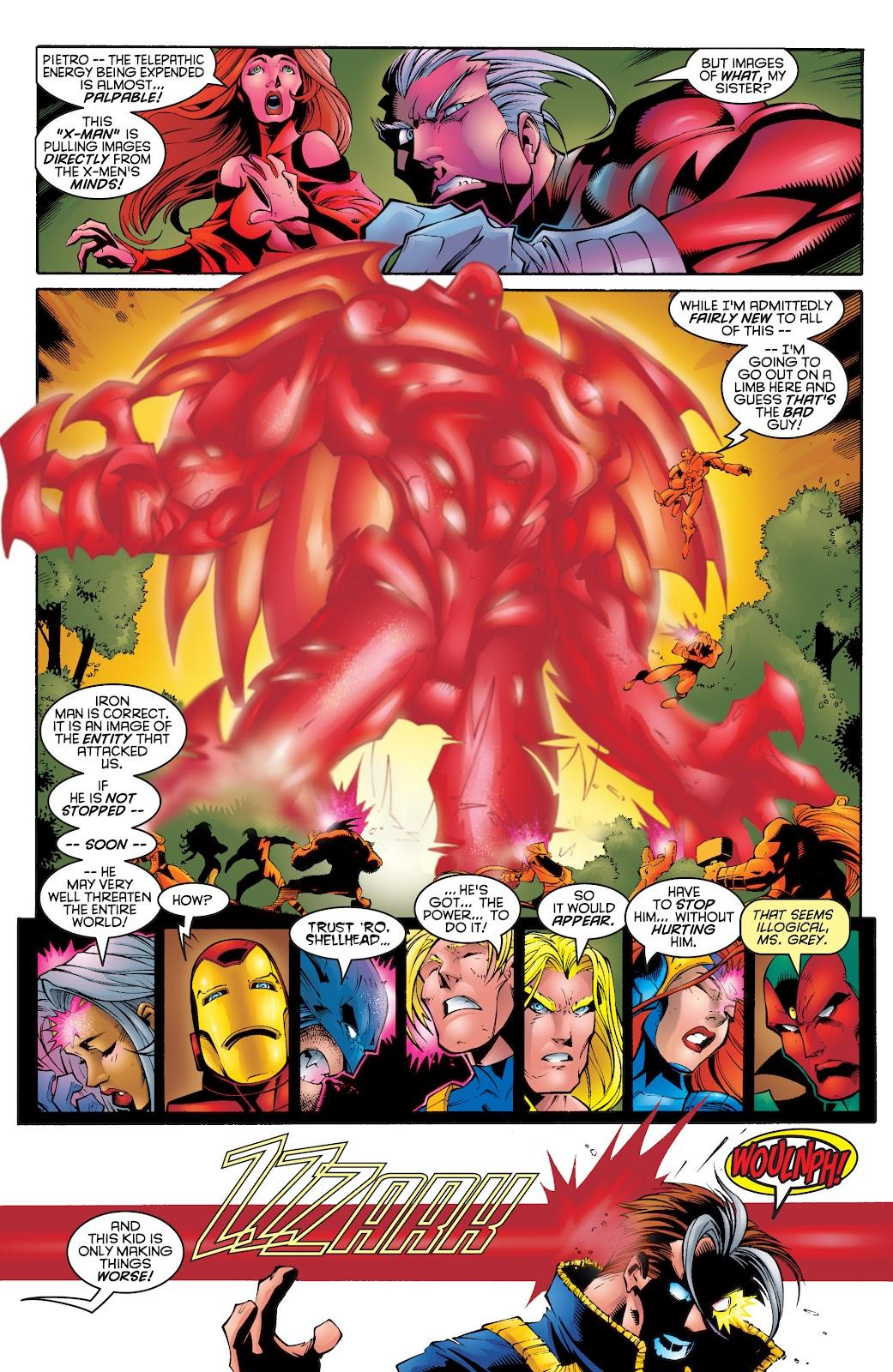 Uncanny X-Men (1963) issue 335 - Page 11