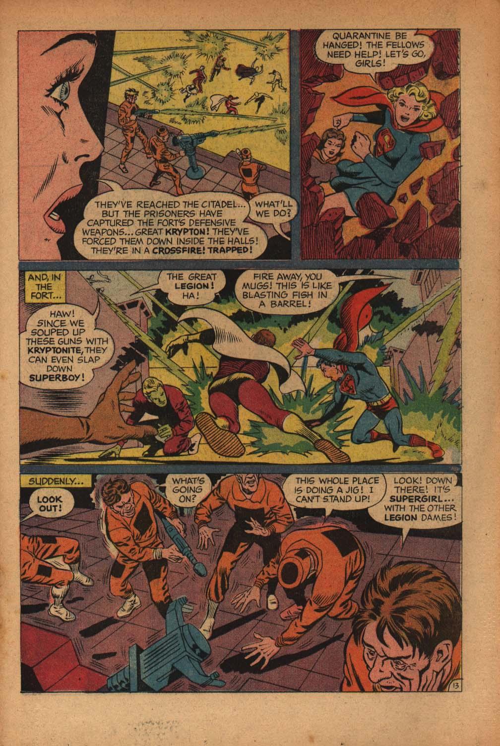 Read online Adventure Comics (1938) comic -  Issue #368 - 19
