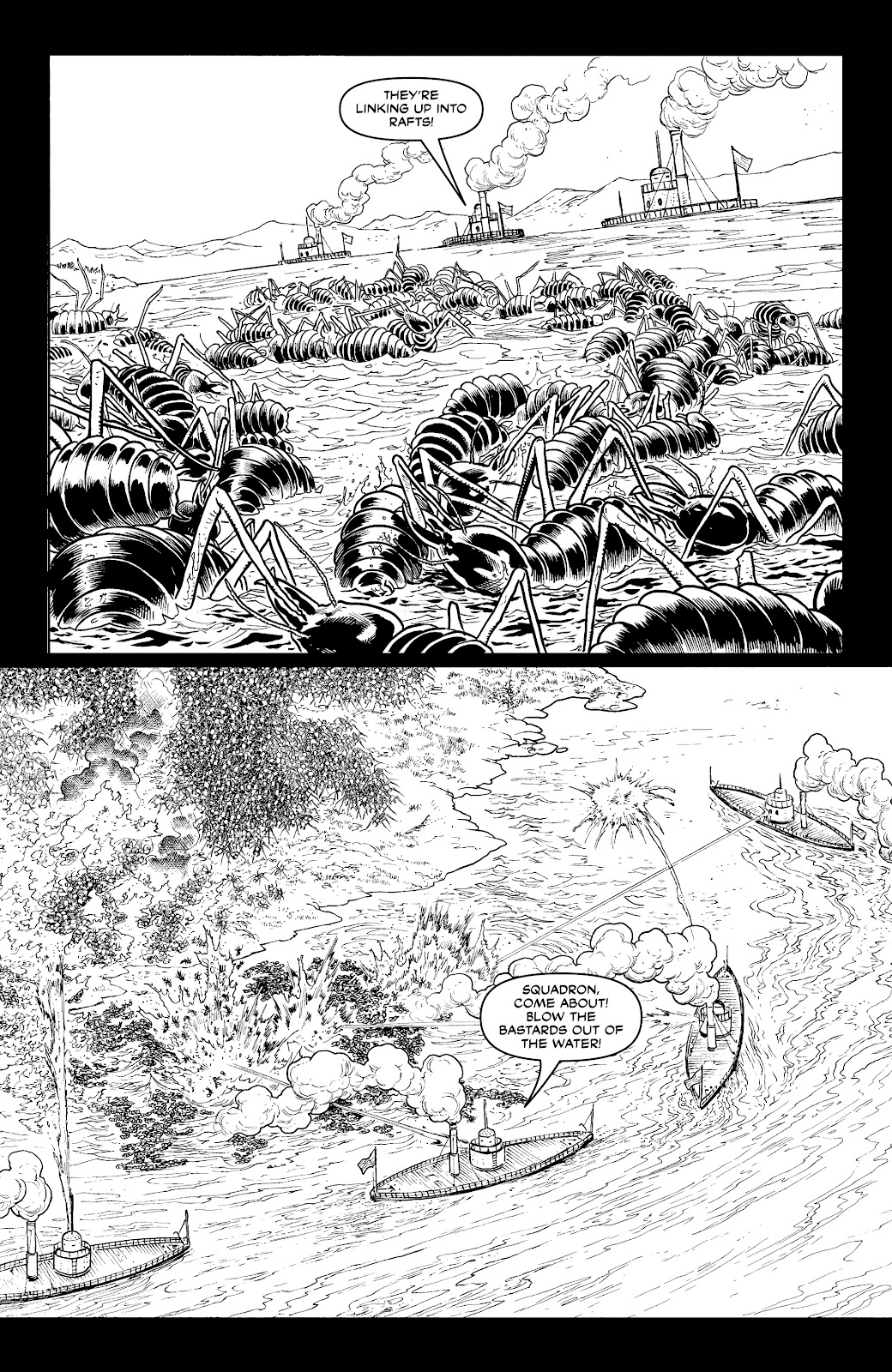 Read online Alan Moore's Cinema Purgatorio comic -  Issue #17 - 37