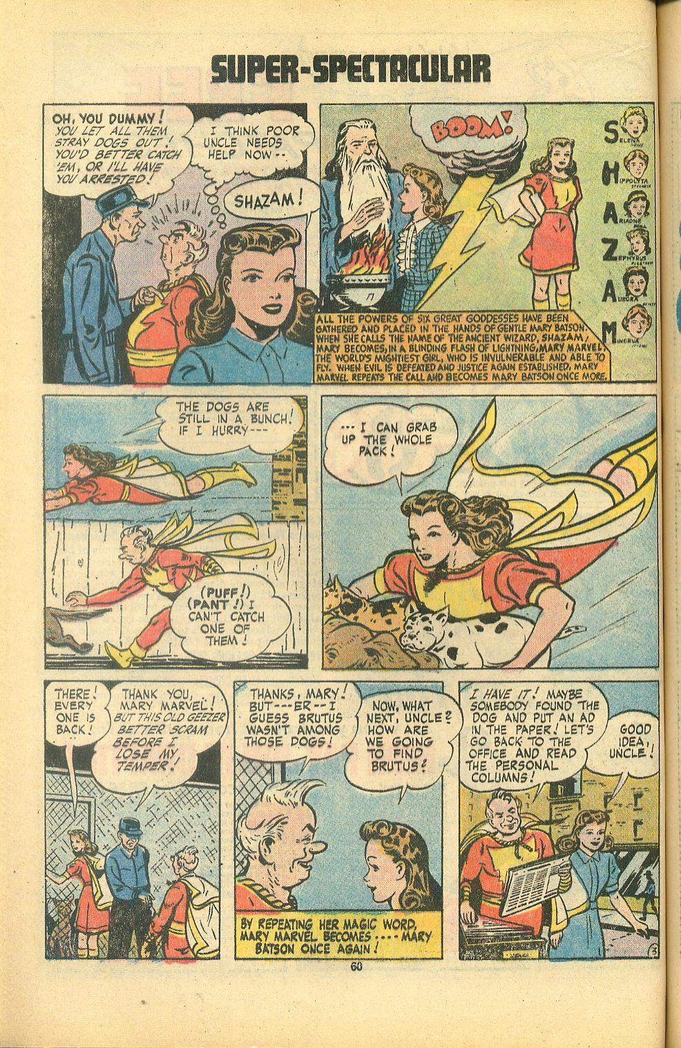Read online Shazam! (1973) comic -  Issue #8 - 60