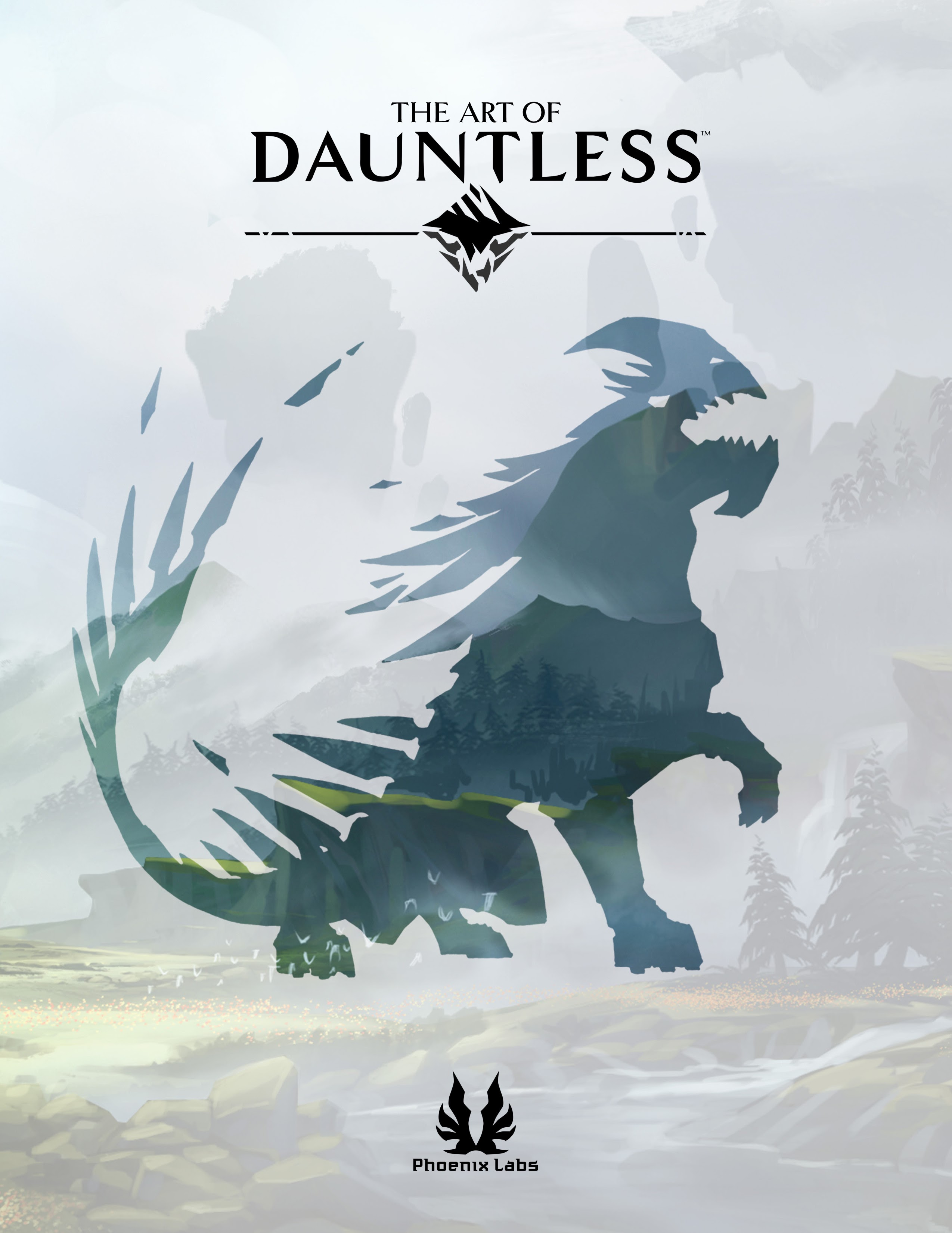 The Art of Dauntless TPB Page 1
