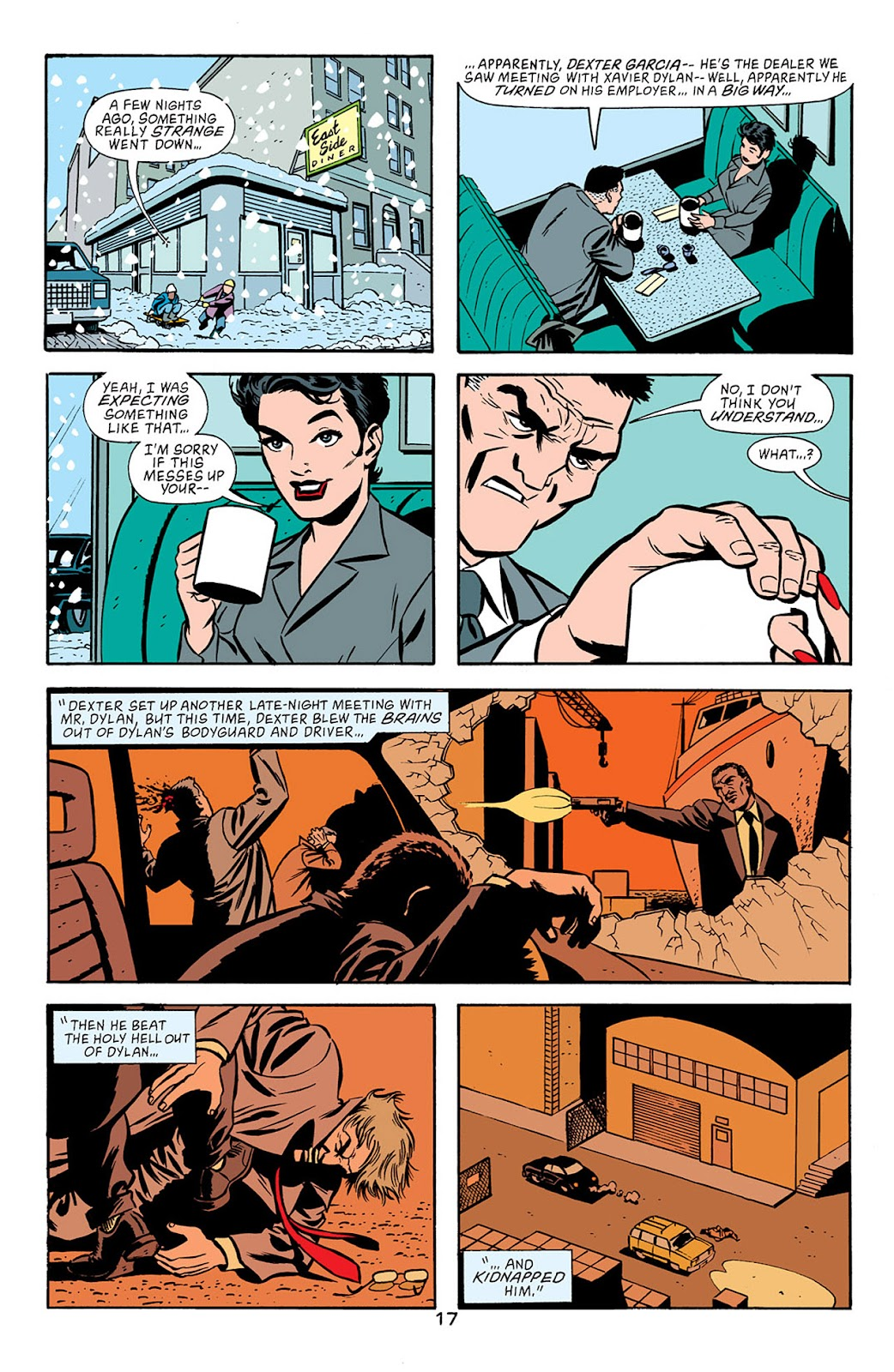 Catwoman (2002) Issue #5 #5 - English 18