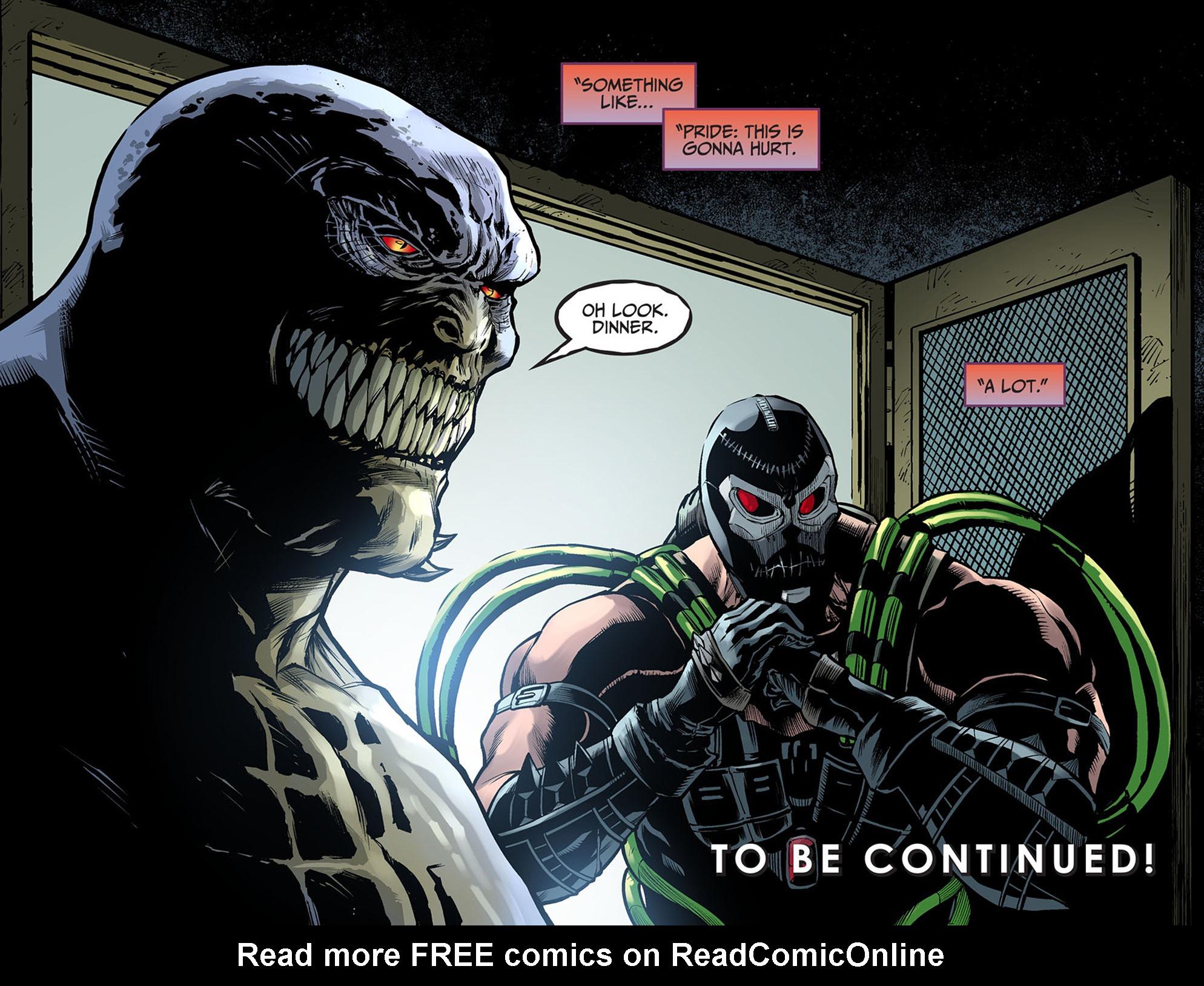 Read online Injustice: Ground Zero comic -  Issue #7 - 23