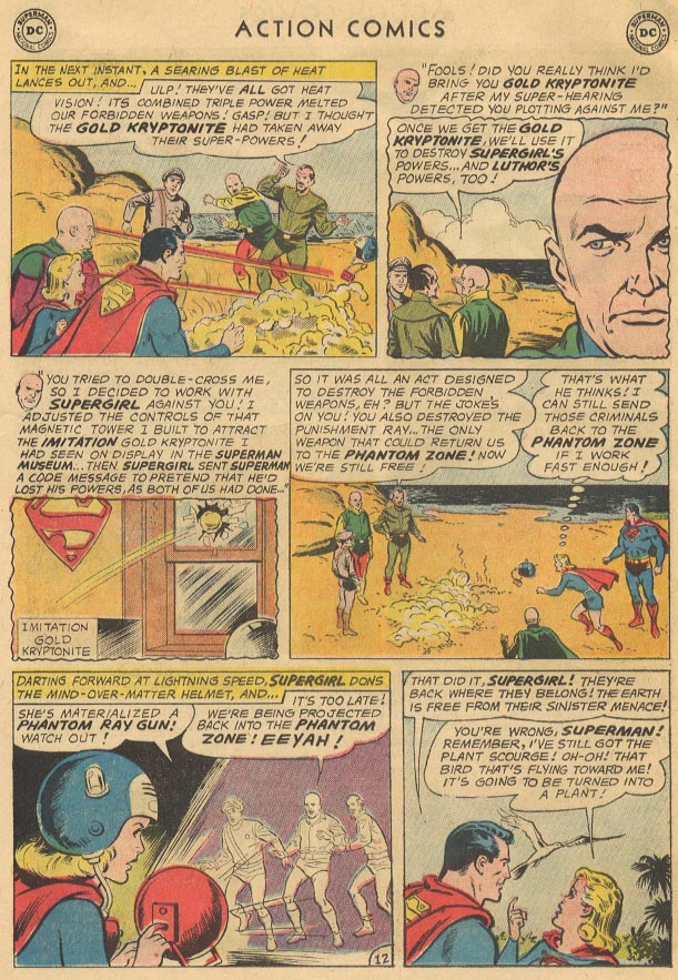 Read online Action Comics (1938) comic -  Issue #298 - 30