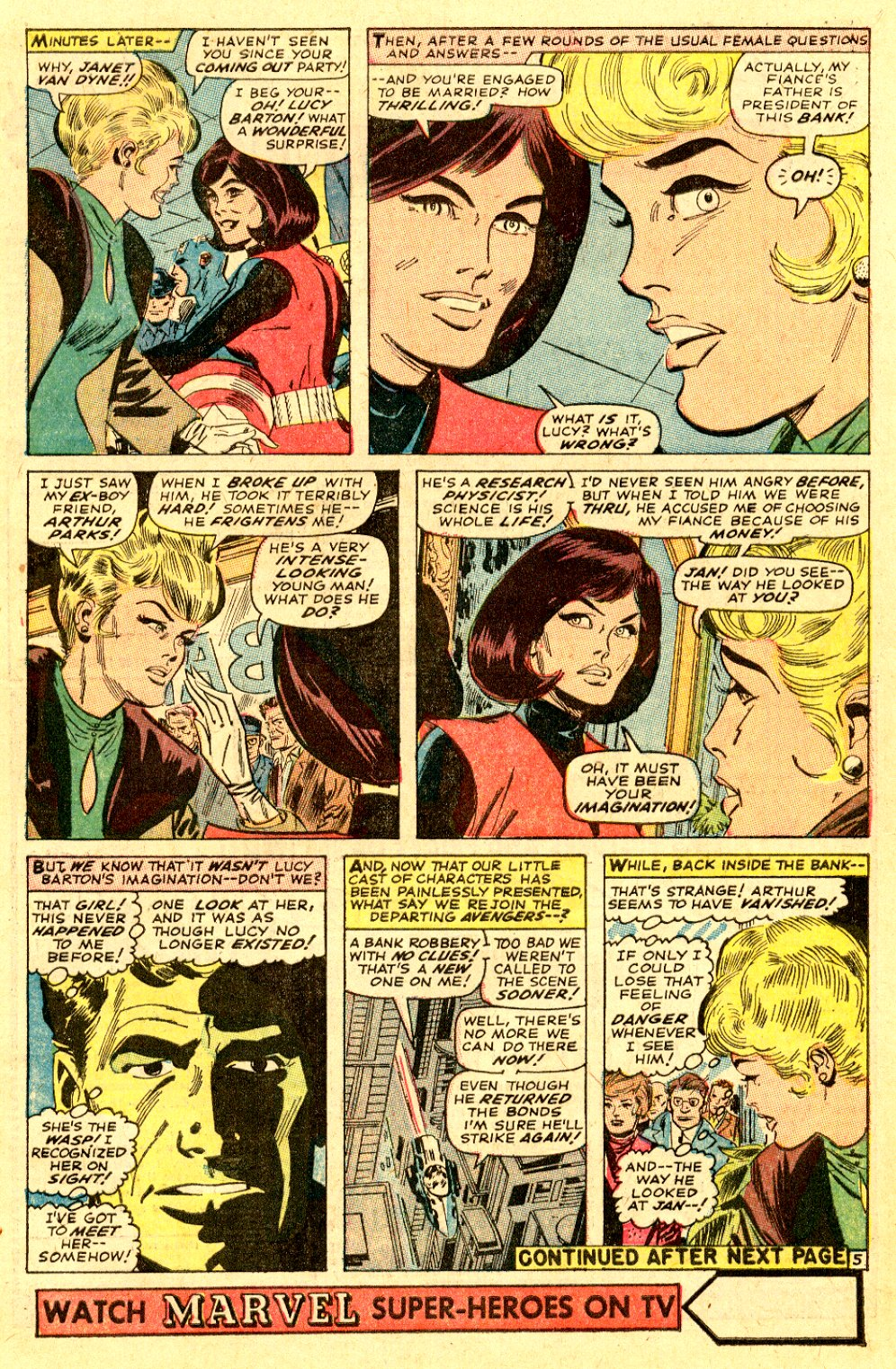 The Avengers (1963) 34 Page 5