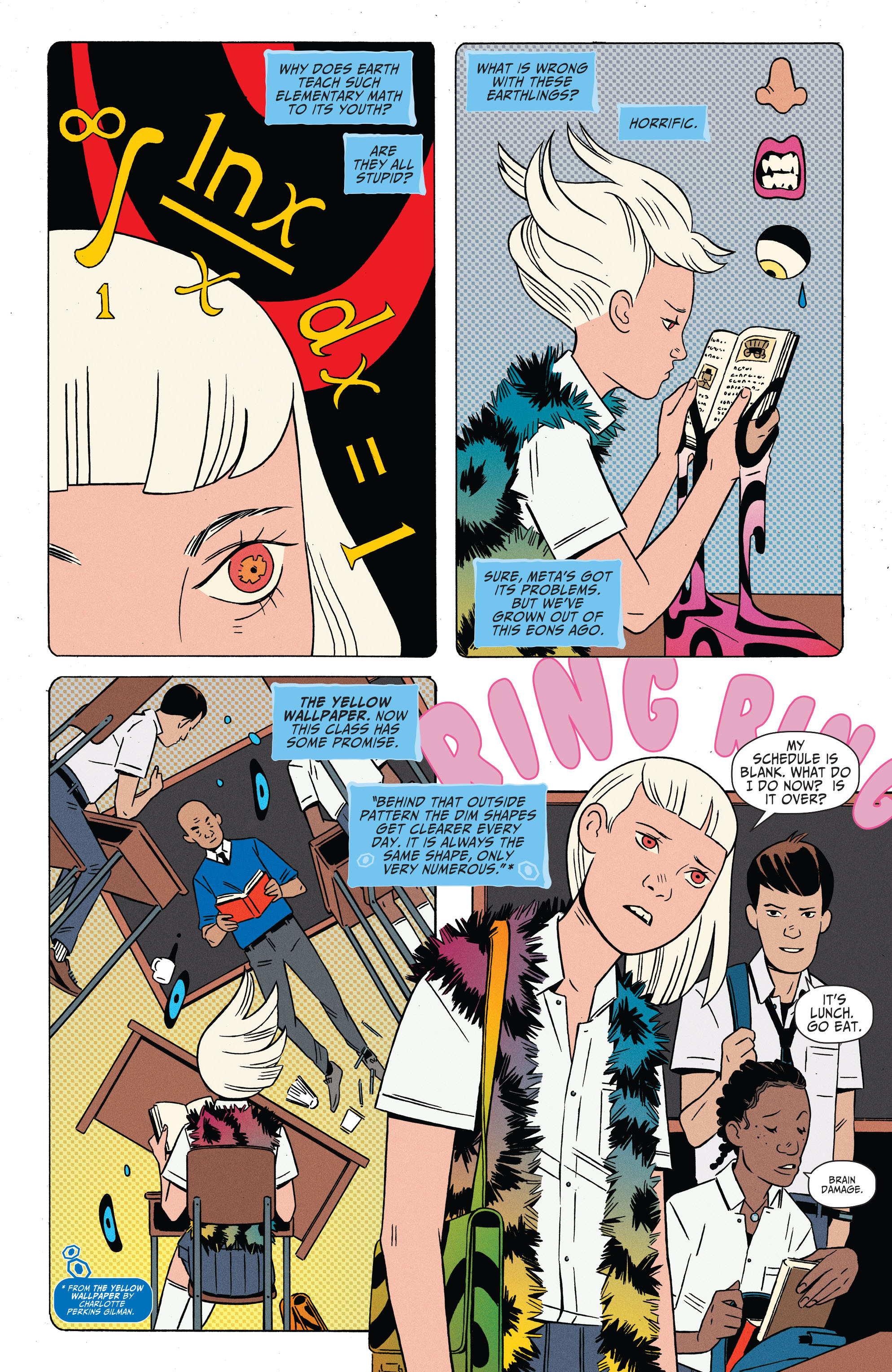 Read online Shade, the Changing Girl comic -  Issue #2 - 13