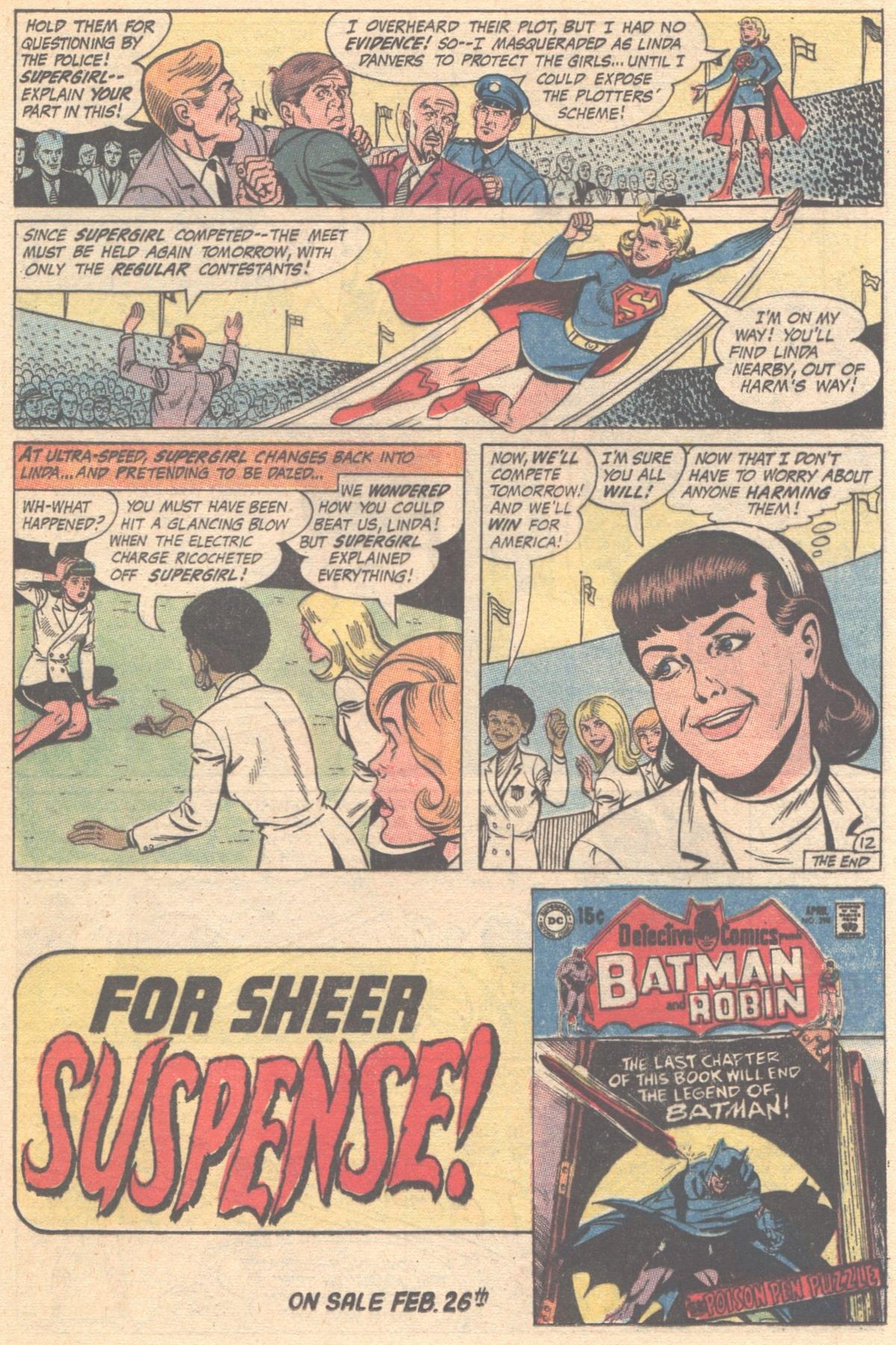 Read online Adventure Comics (1938) comic -  Issue #392 - 16