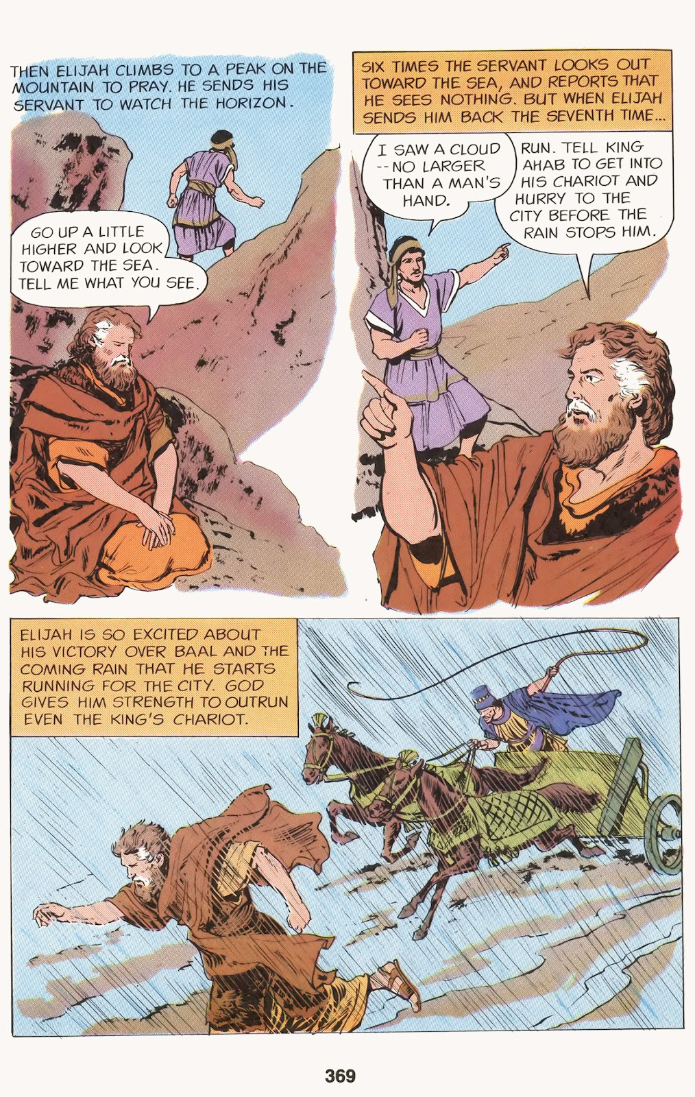 The Picture Bible issue TPB (Part 4) - Page 72
