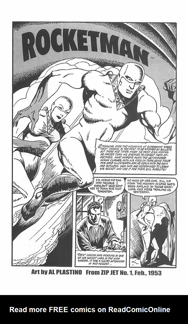 Read online Golden-Age Men of Mystery comic -  Issue #8 - 9
