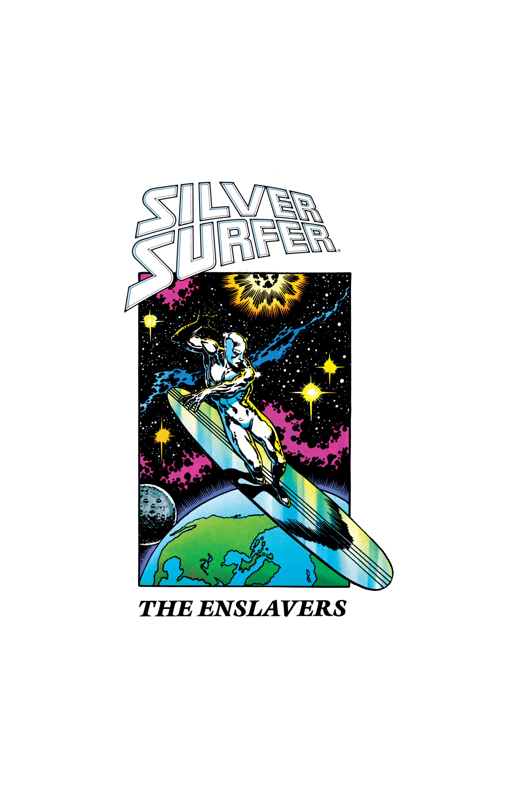 Read online Silver Surfer: Parable comic -  Issue # TPB - 57