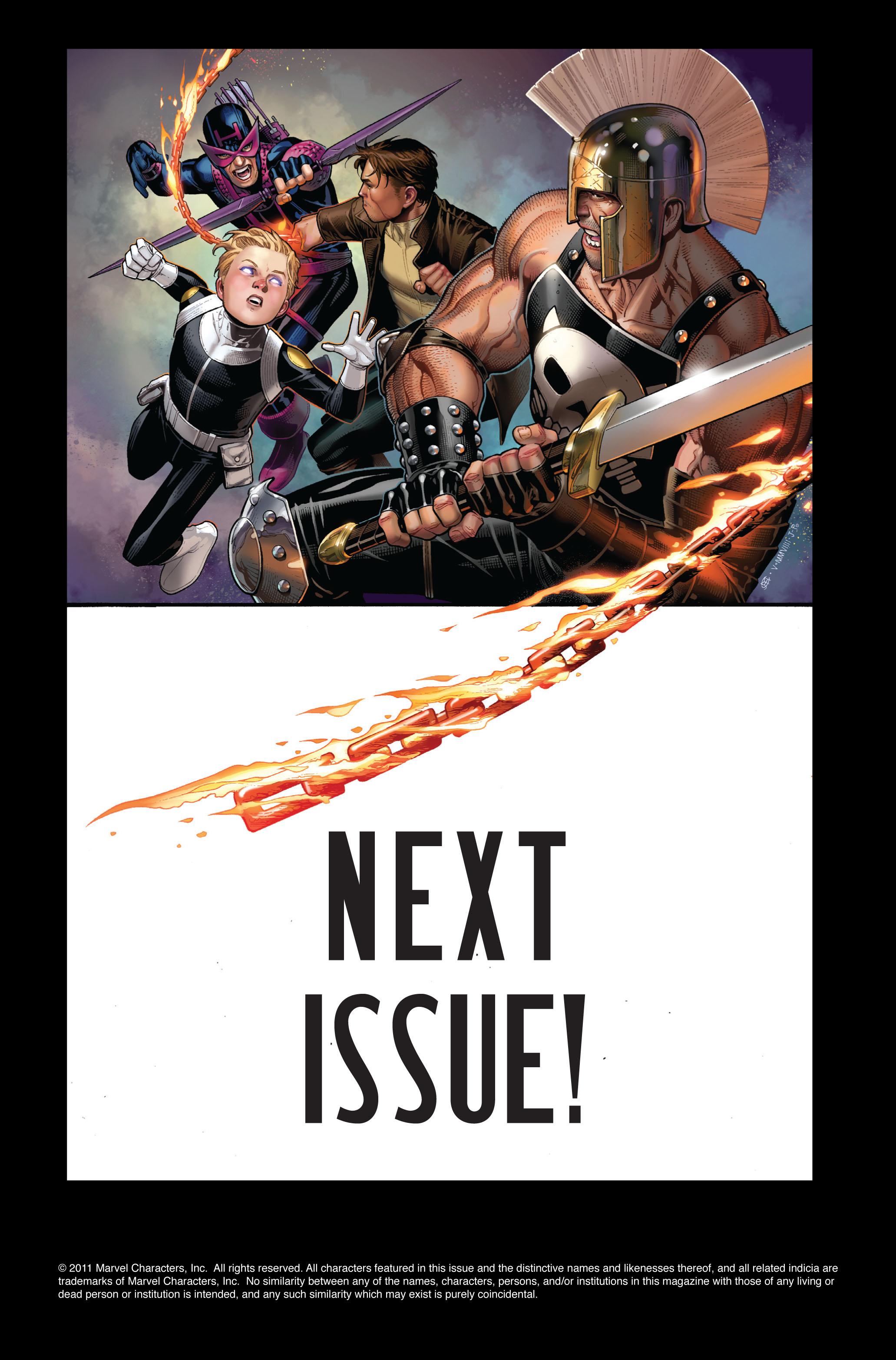 Read online Secret Warriors comic -  Issue #7 - 26