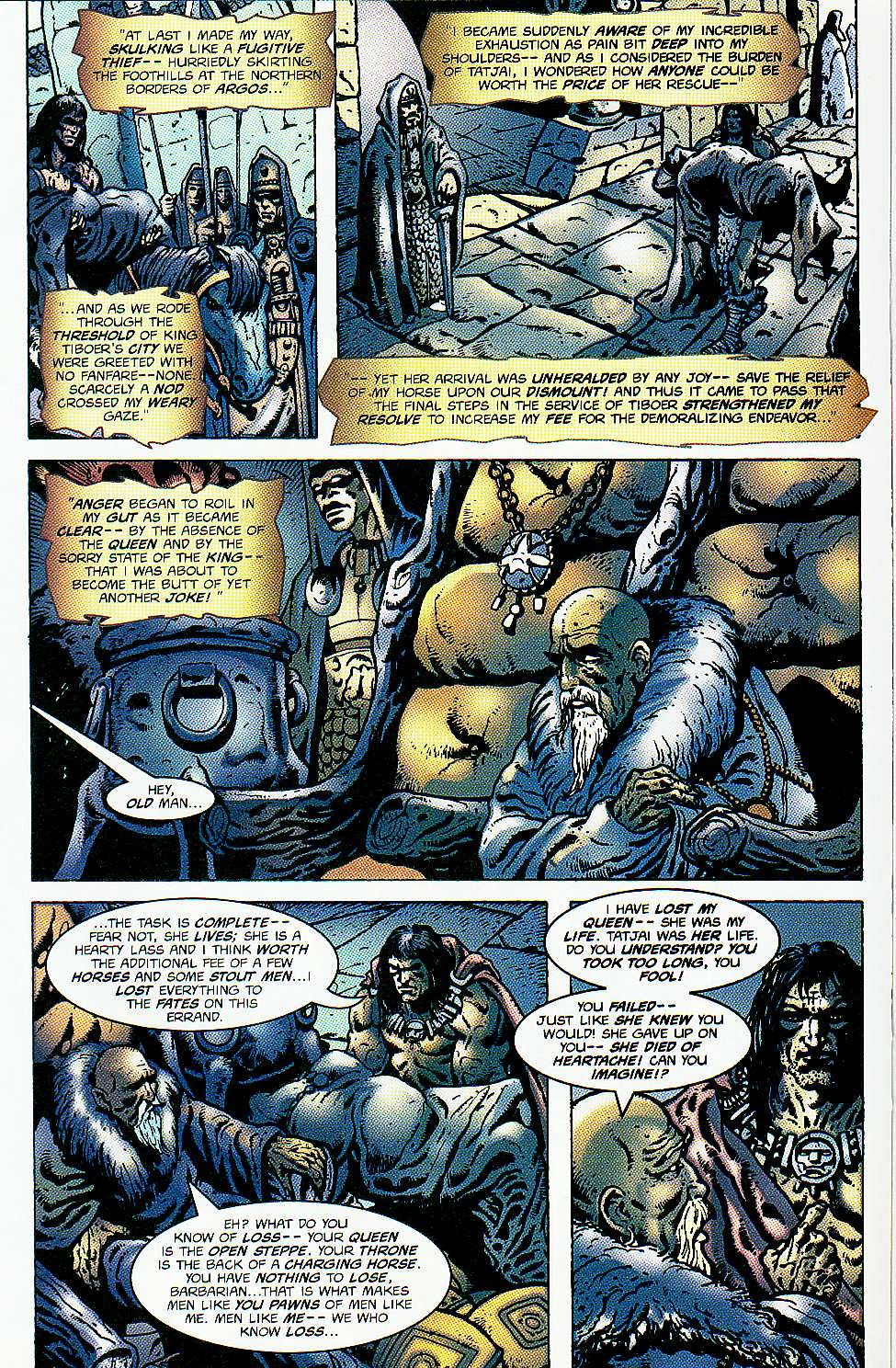 Read online Conan: Return of Styrm comic -  Issue #2 - 16