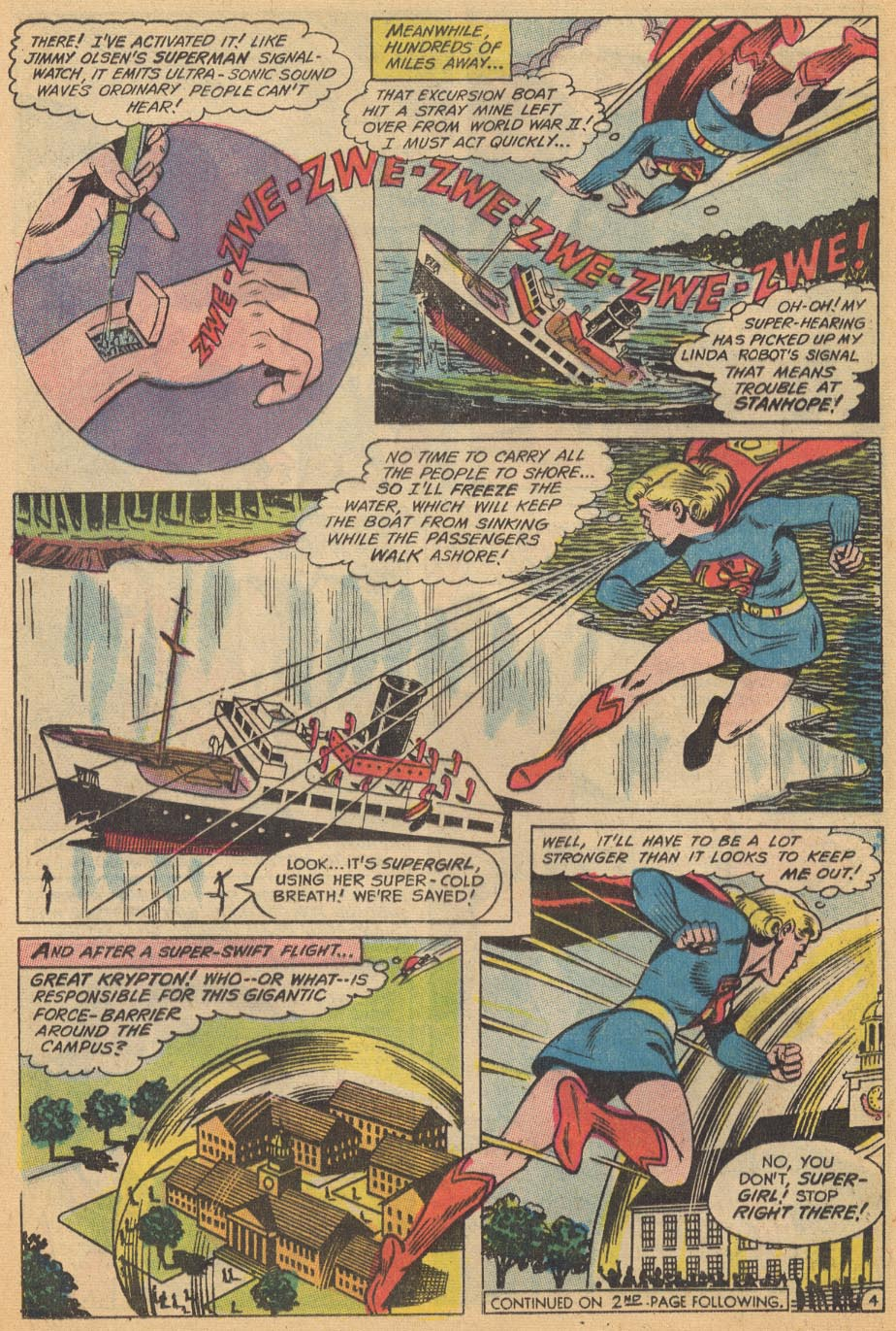 Read online Action Comics (1938) comic -  Issue #366 - 24