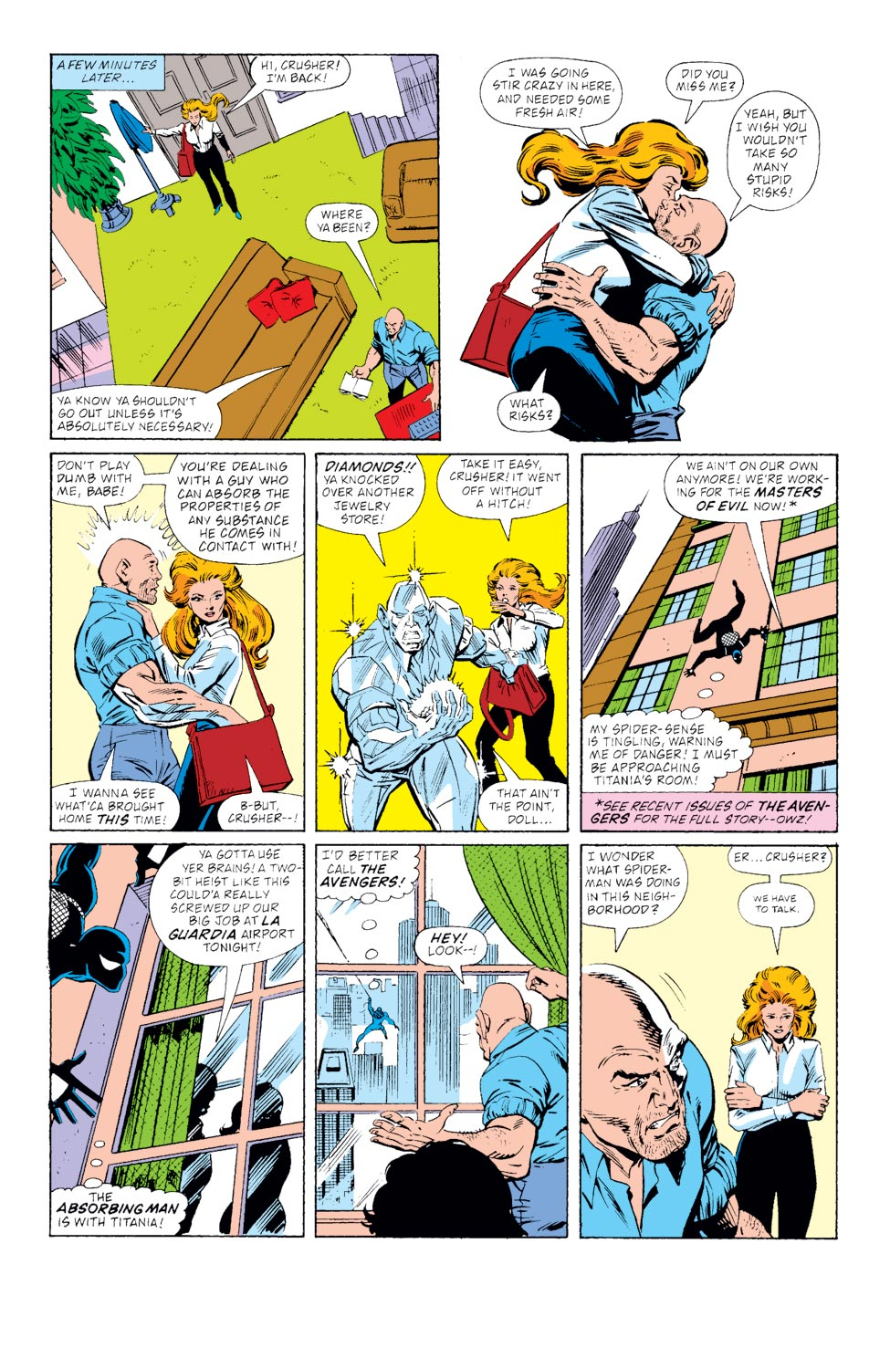 The Amazing Spider-Man (1963) 283 Page 7
