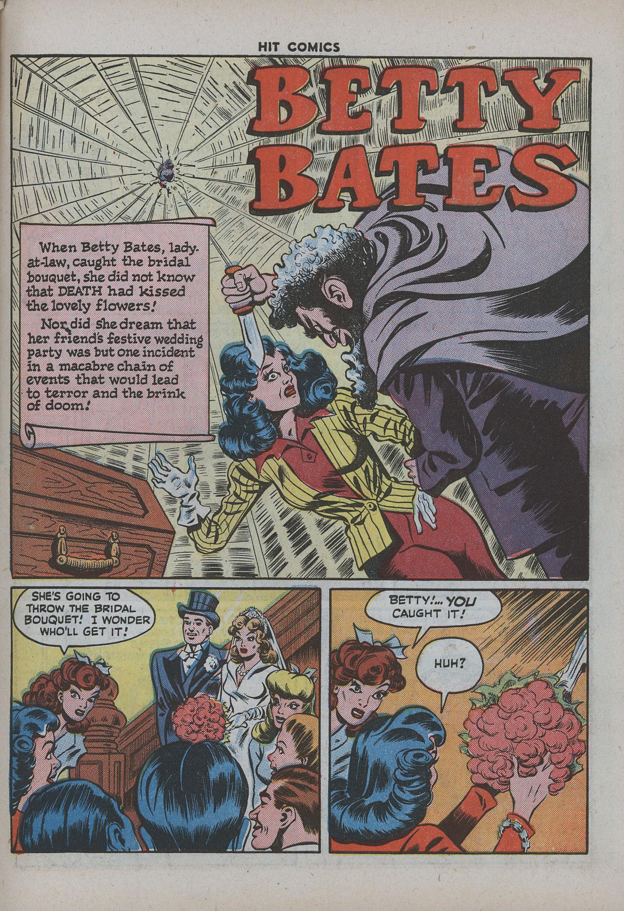 Read online Hit Comics comic -  Issue #38 - 54