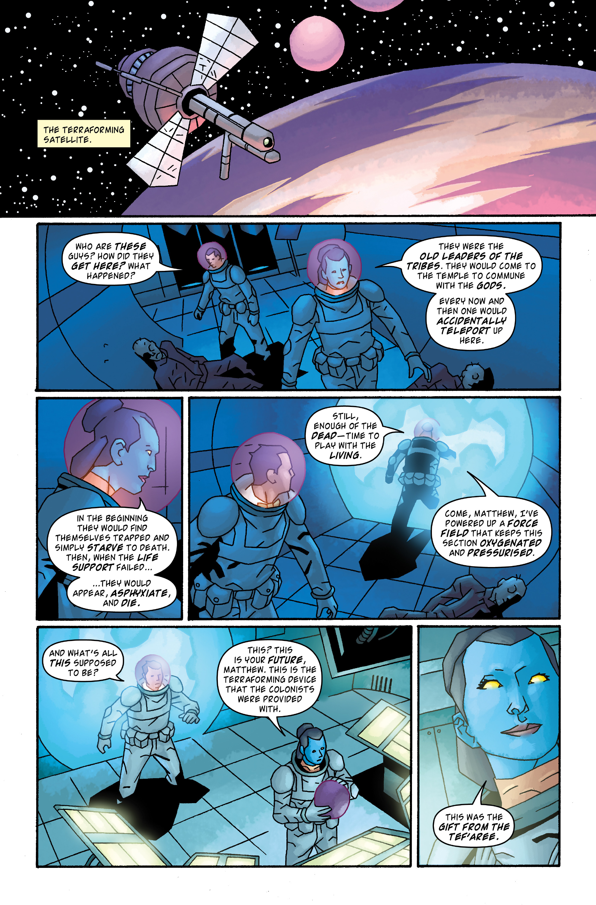 Read online Doctor Who: The Tenth Doctor Archives comic -  Issue #33 - 14