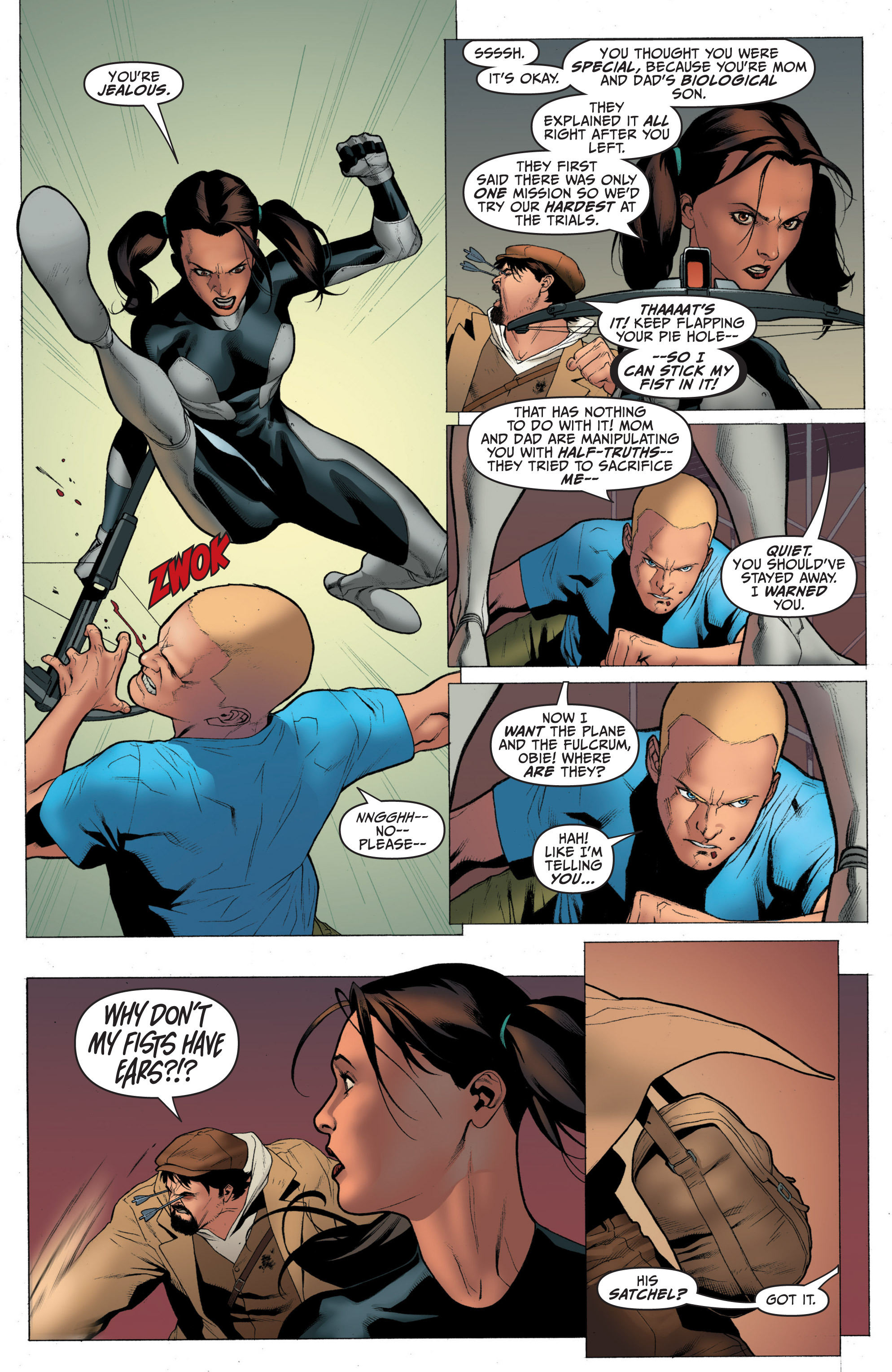 Read online Archer and Armstrong comic -  Issue #Archer and Armstrong _TPB 1 - 68