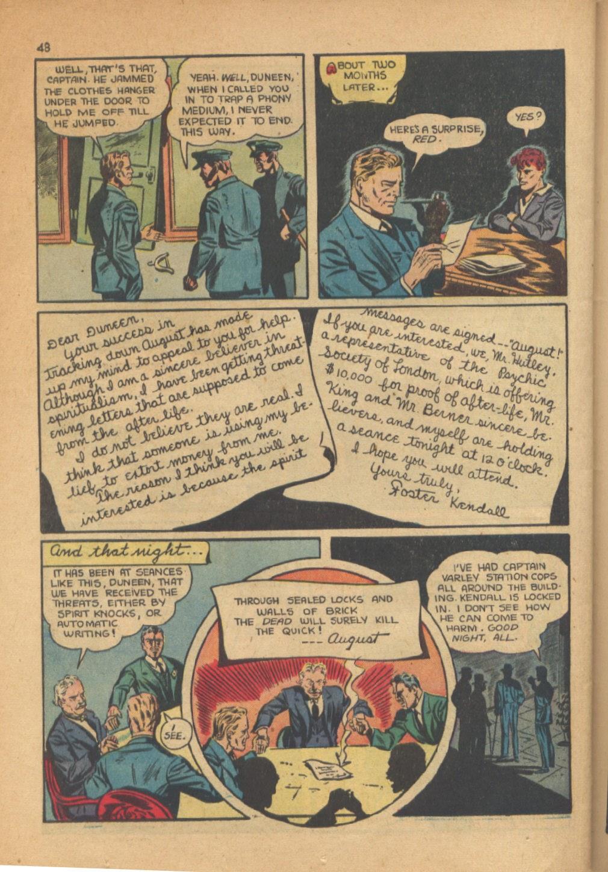 Read online Super-Magician Comics comic -  Issue #13 - 48