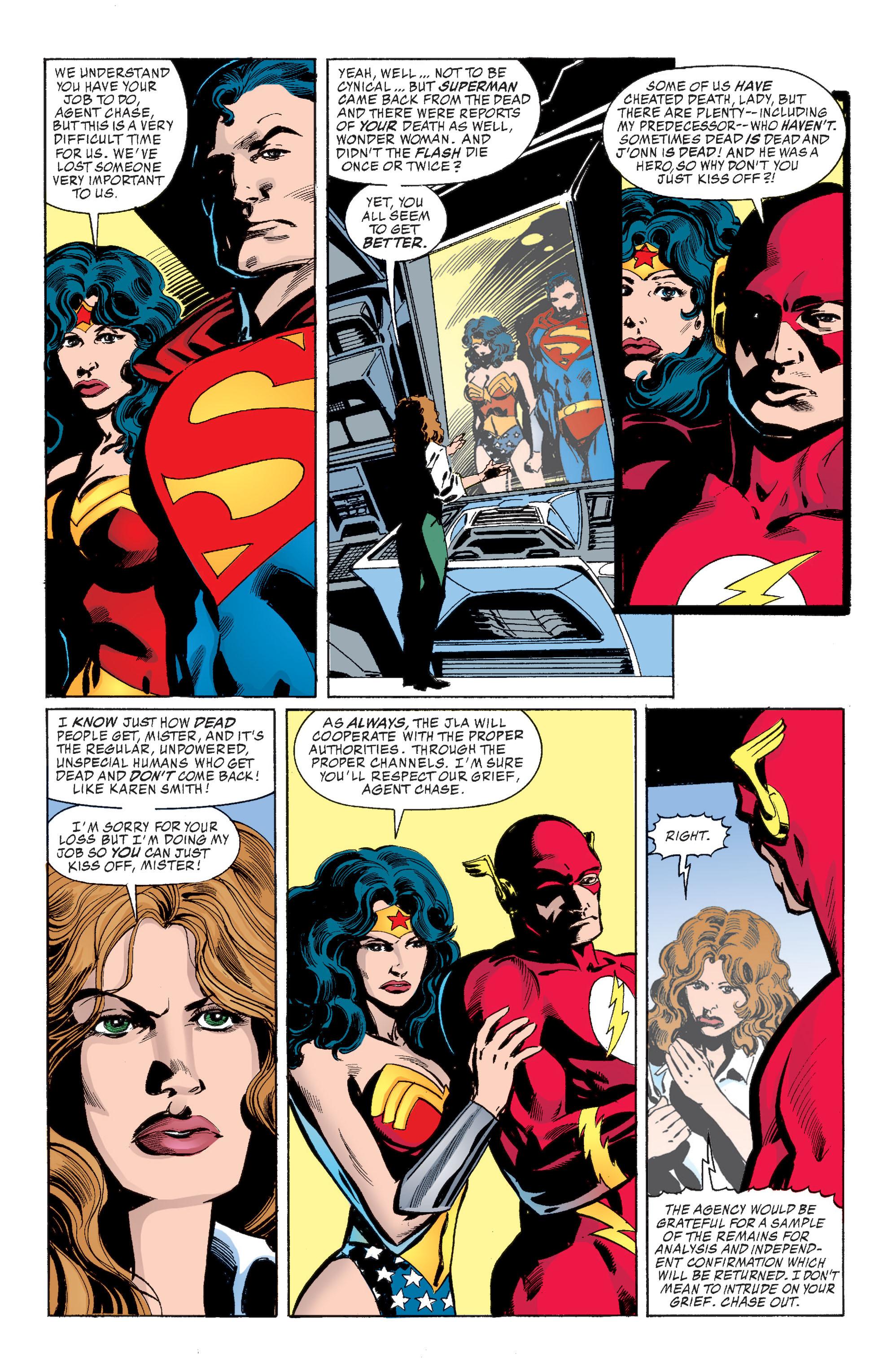Read online Martian Manhunter: Son of Mars comic -  Issue # TPB - 194