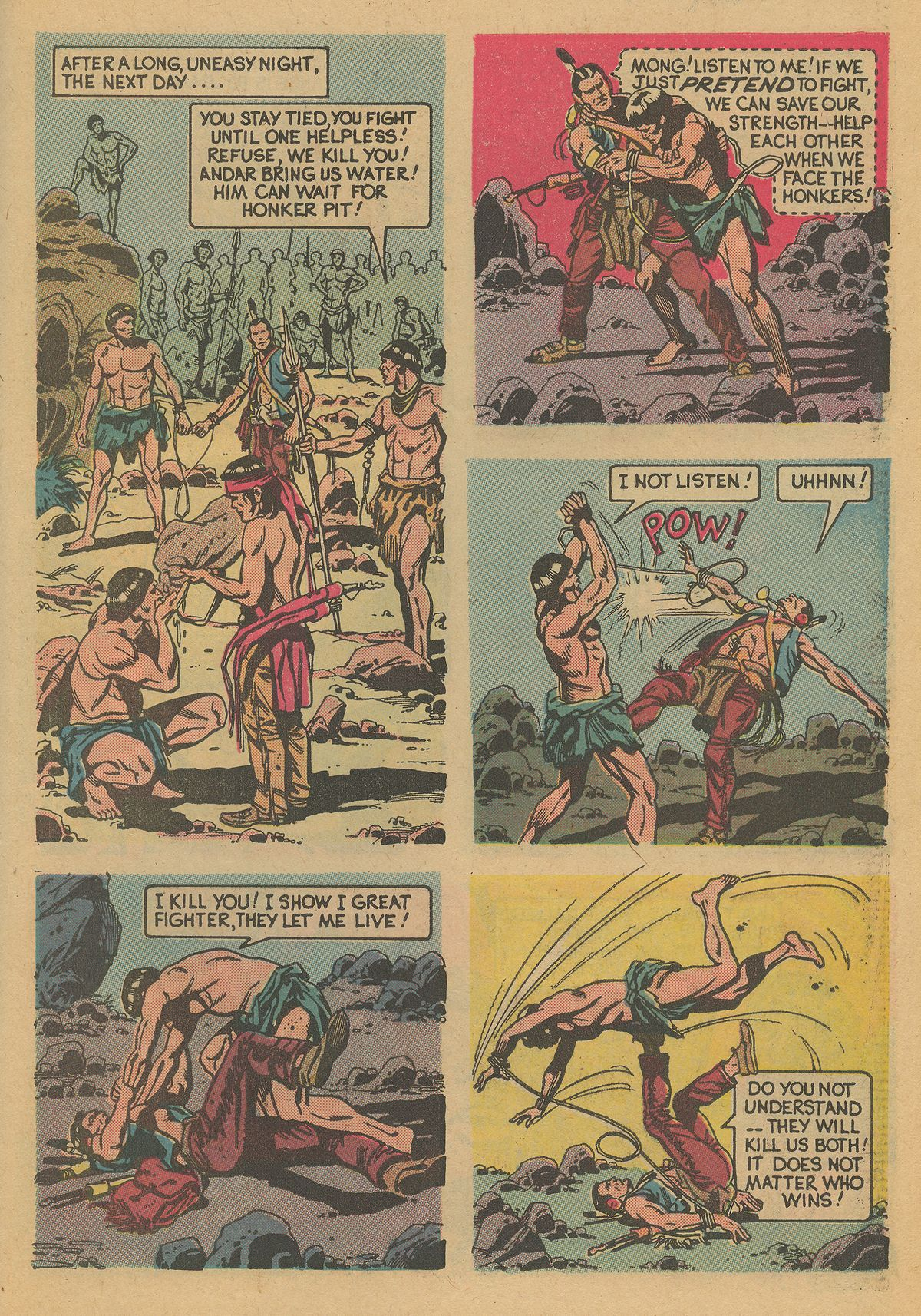 Read online Turok, Son of Stone comic -  Issue #125 - 27