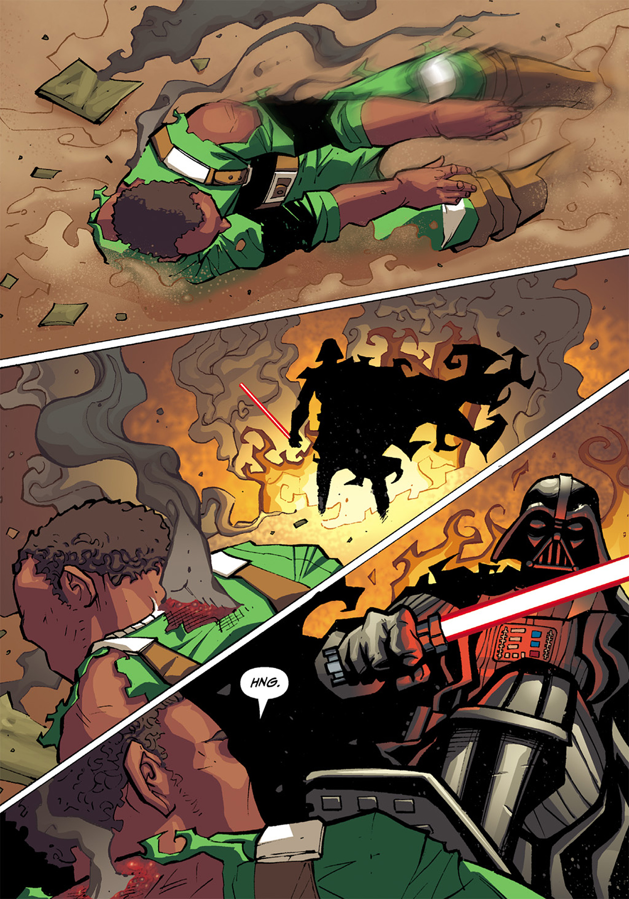 Read online Star Wars Omnibus comic -  Issue # Vol. 33 - 308