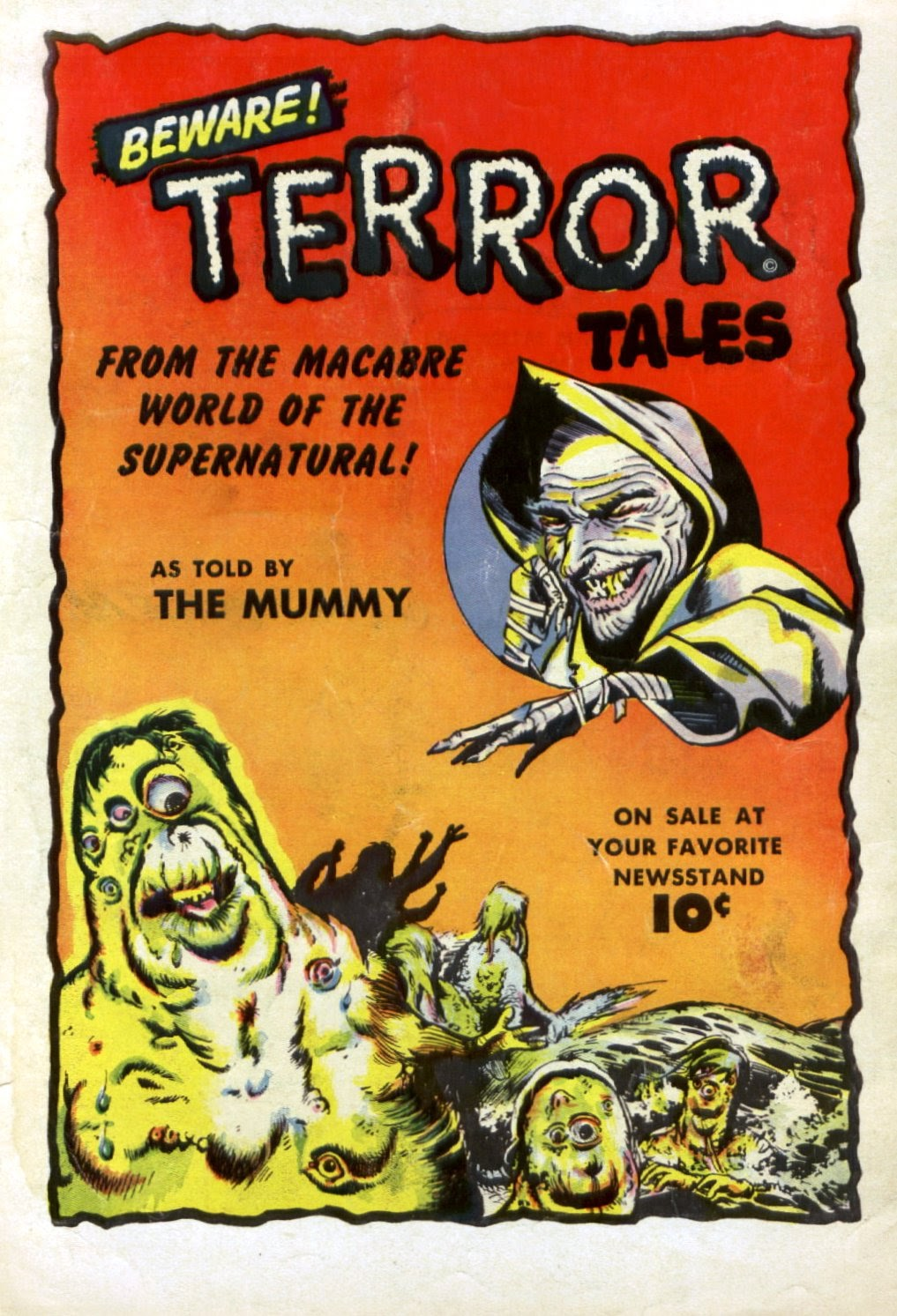 Read online This Magazine Is Haunted comic -  Issue #8 - 36