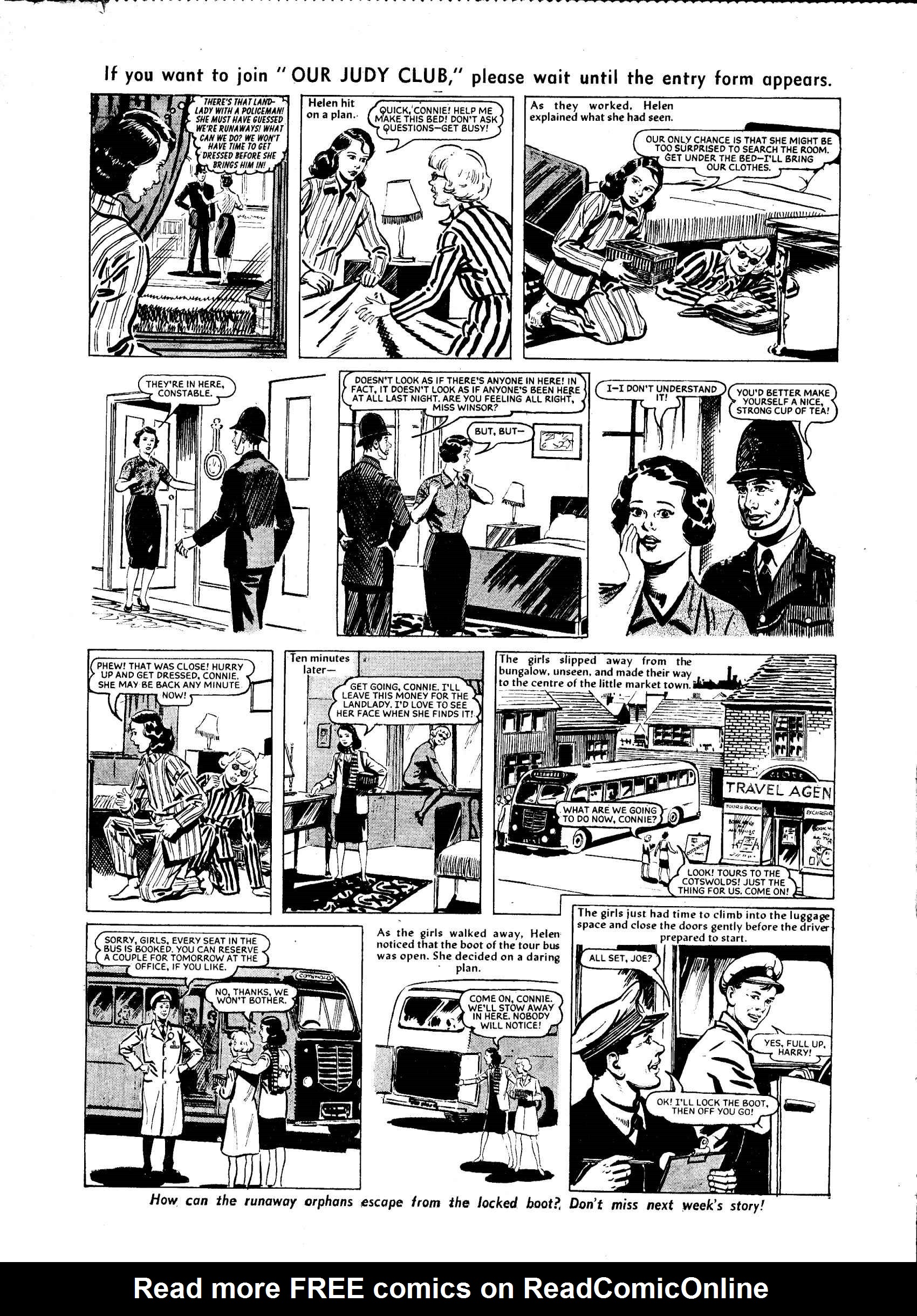 Read online Judy comic -  Issue #63 - 19