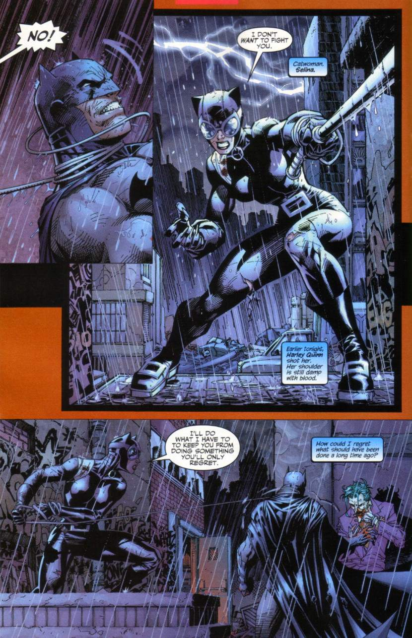 Batman Hush Issue 7 Viewcomic Reading Comics Online For Free 2019