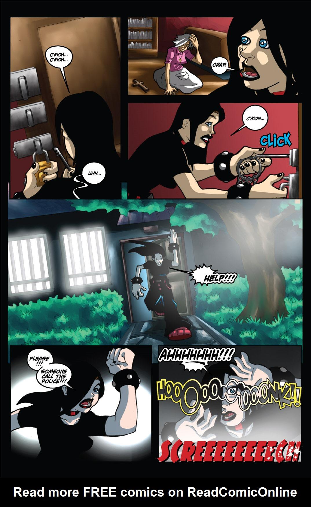 Read online Nightmare World comic -  Issue # Vol. 1 Thirteen Tales of Terror - 77